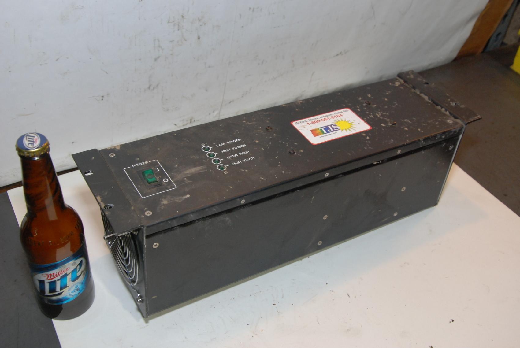 TJS Laser RF DRIVER 901-0105 TJS