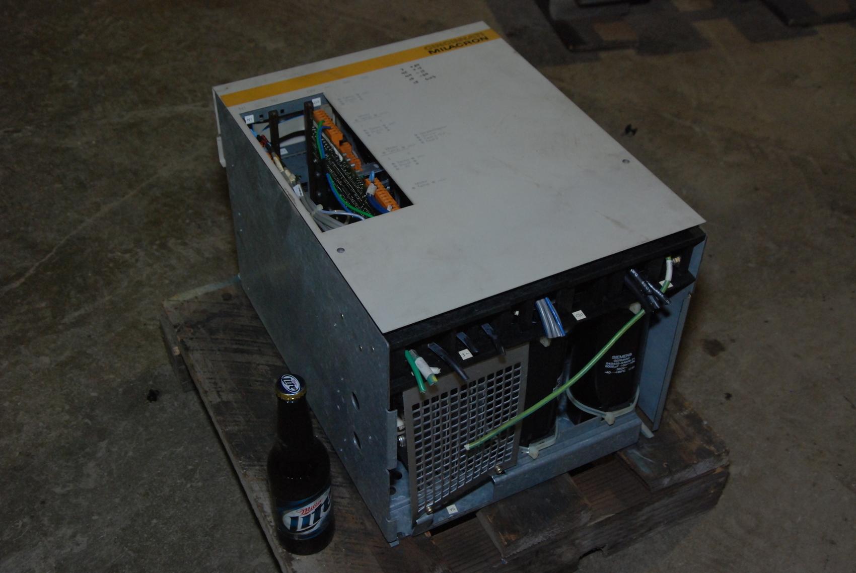 Siemens Cincinnati Milacron Simodrive 6RB2101