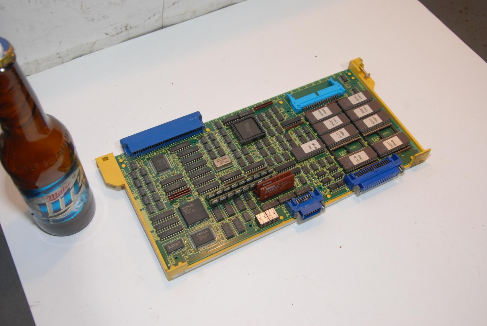 Fanuc A16B-2200-0131 board