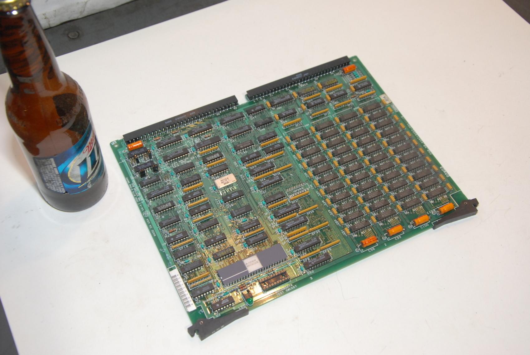 GE Fanuc 44A719326-G01 Board Module