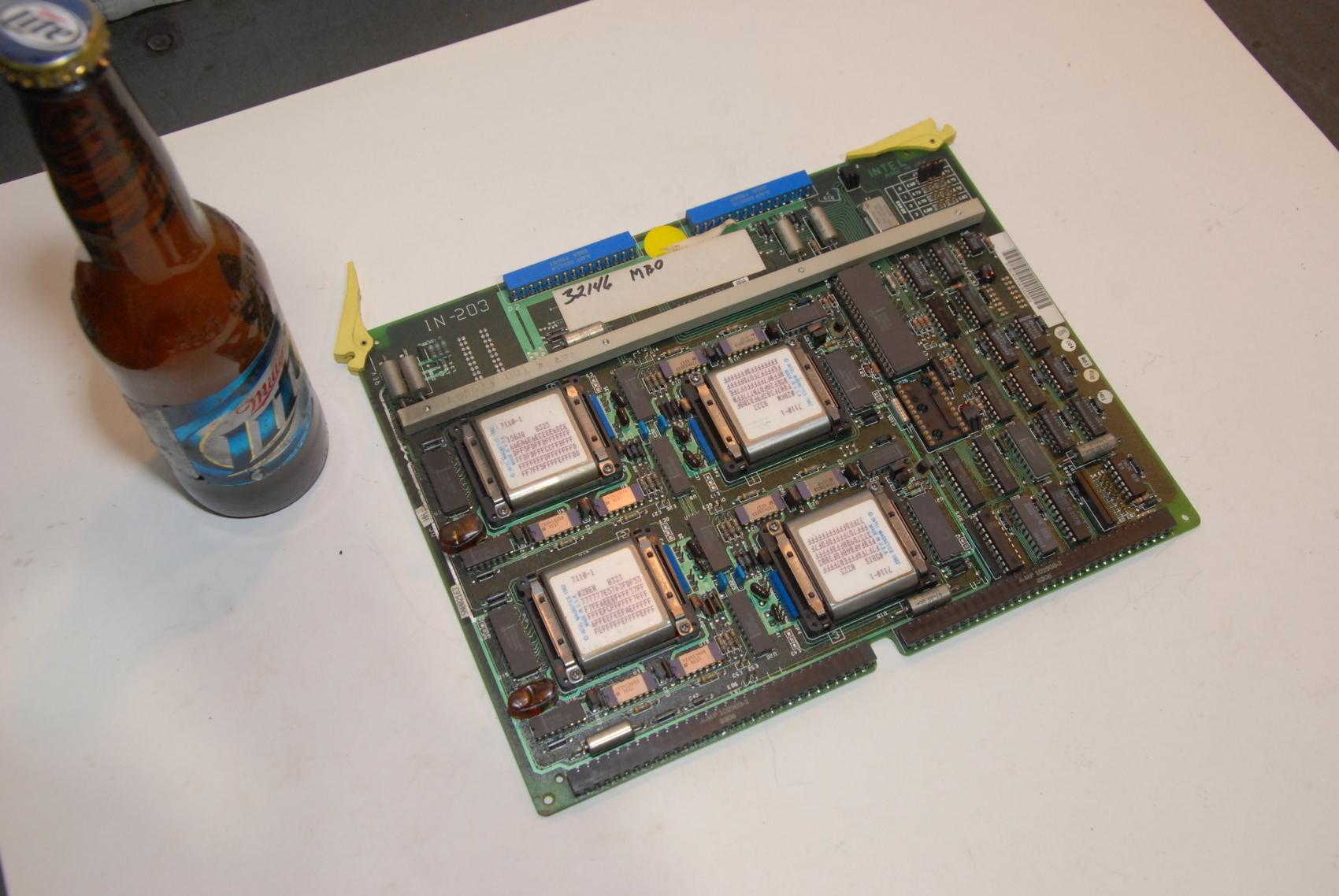 GE fanuc 44A295191-004 PC BOARD