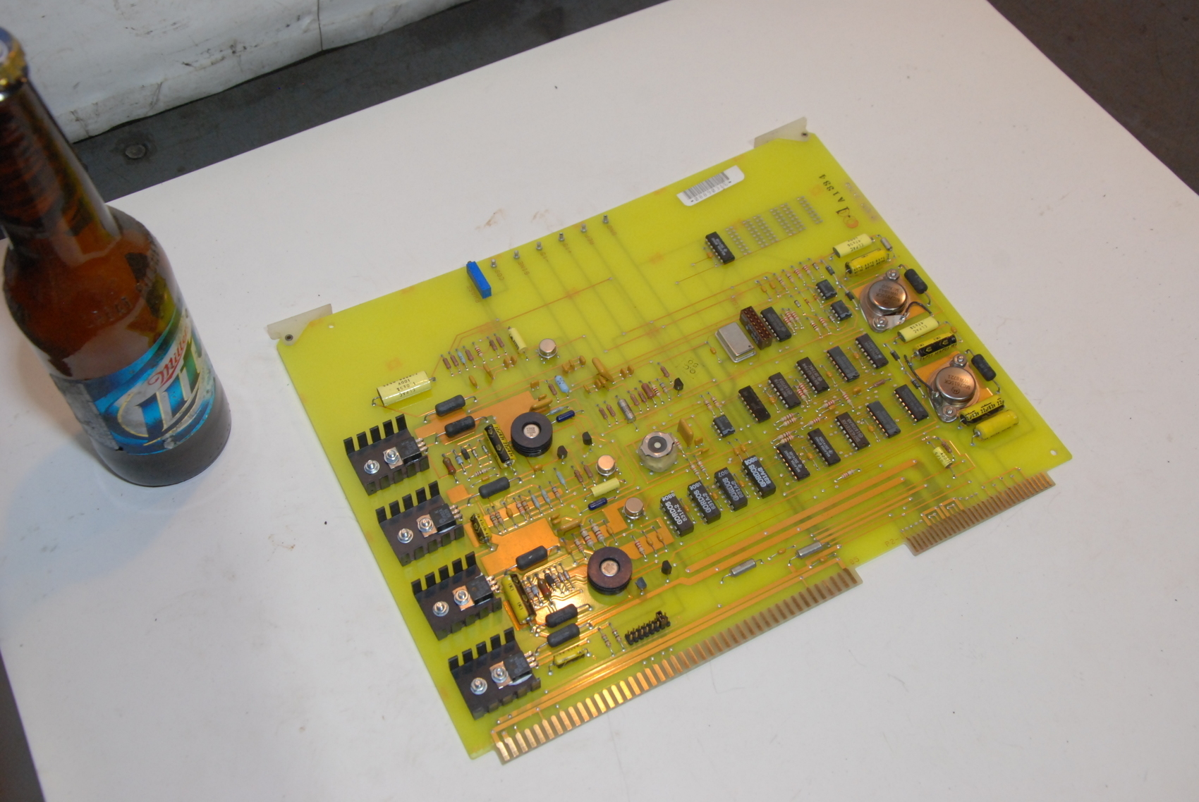 CINCINNATI MILACRON CNC PC CIRCUIT BOARD CARD 3-531-3678A