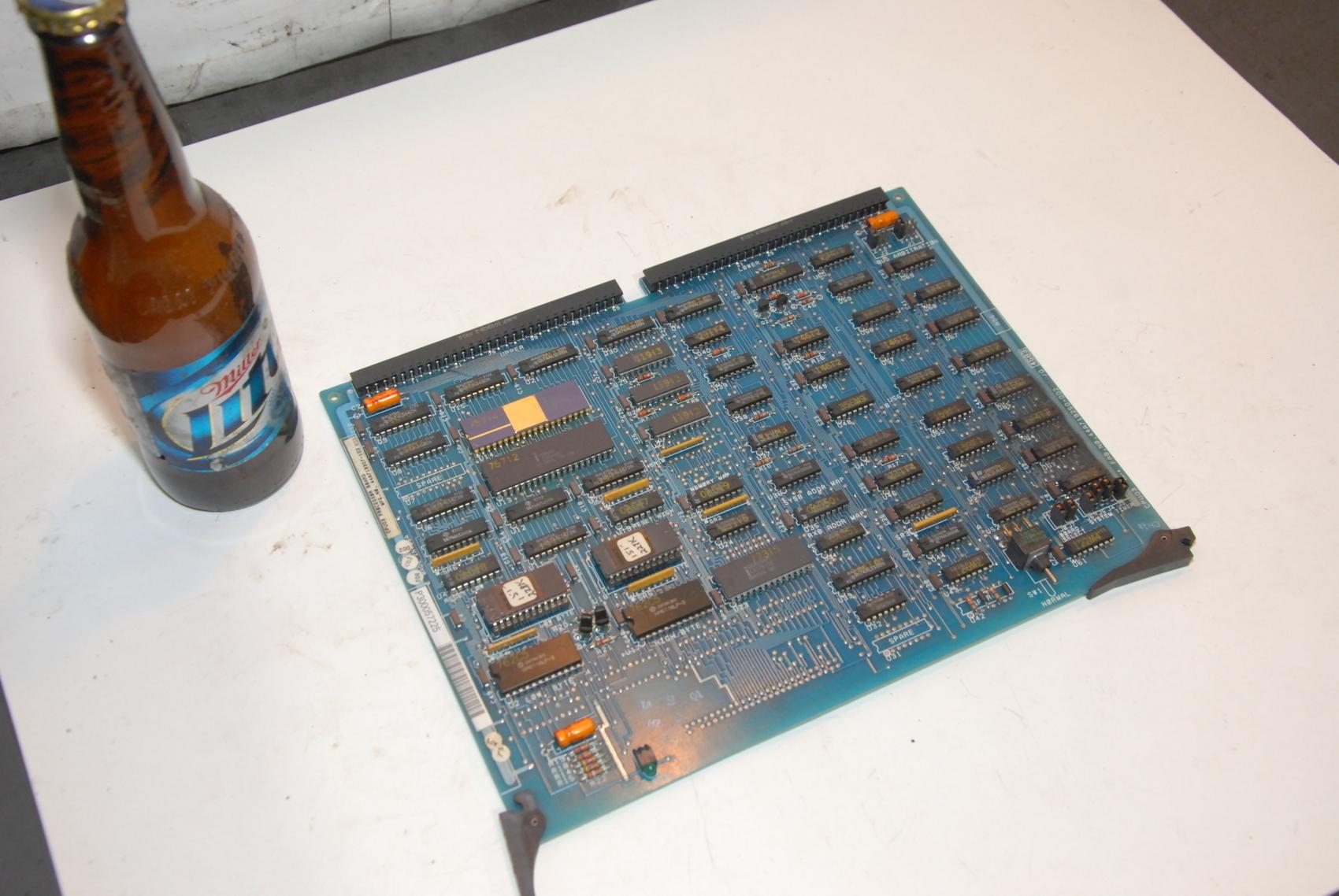 GE FANUC 44A719307-102 CPU03 PROCESSOR BOARD 44A719250-002 R00/0