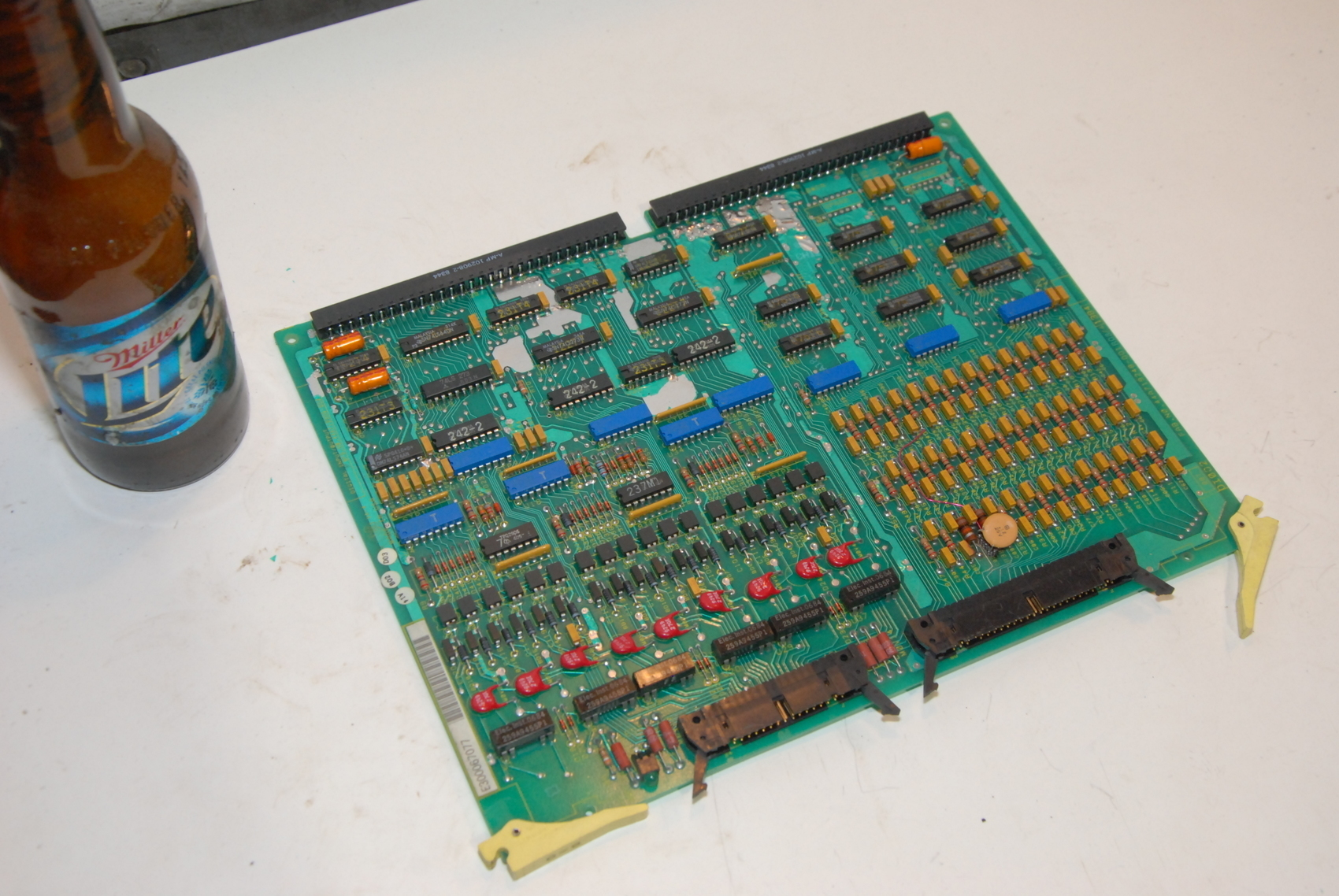 GE General Electric 44A719305-G02 Digital Input/Output Board
