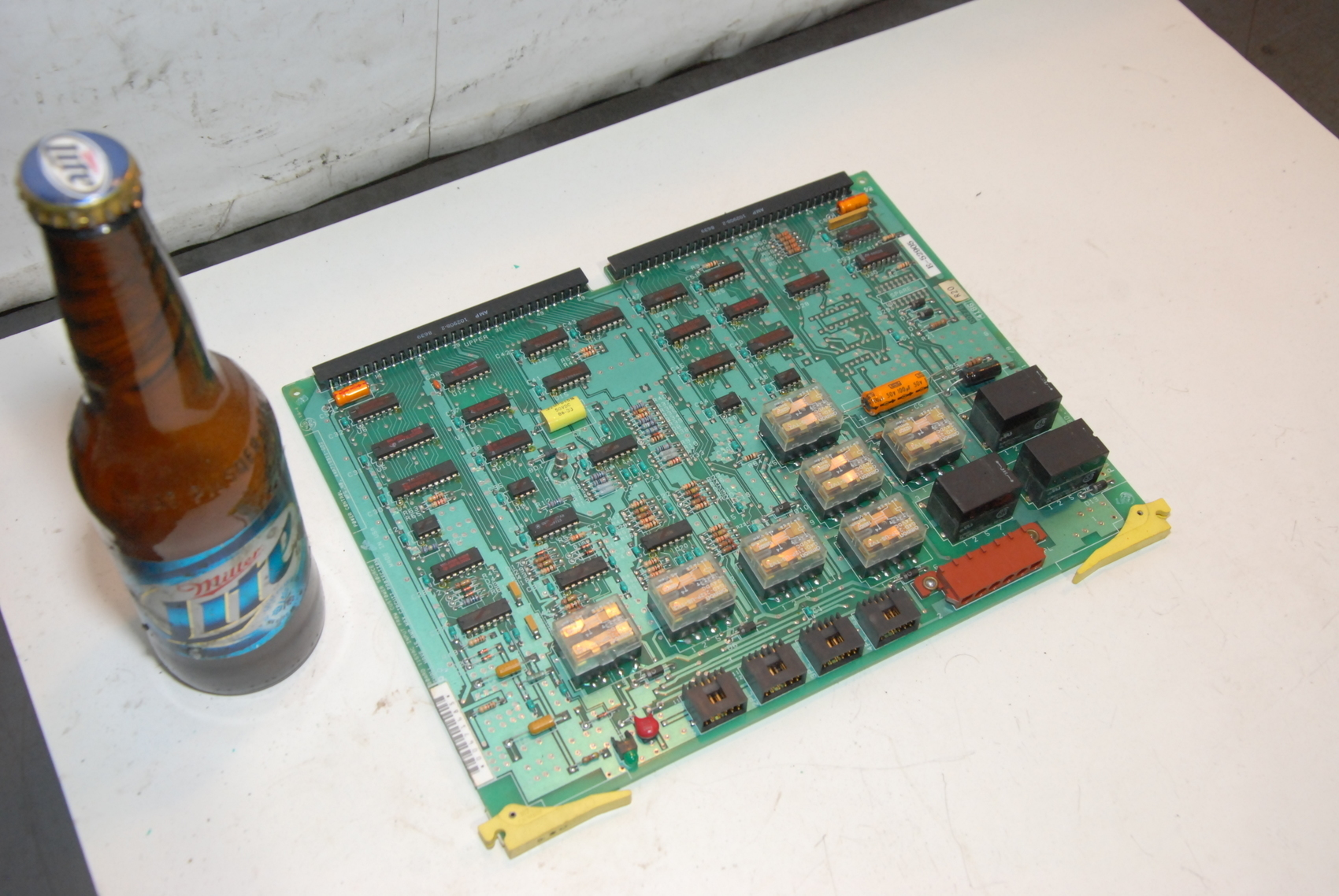 General Electric 44A717653-001R05/8 PC Power Supply Circuit Board