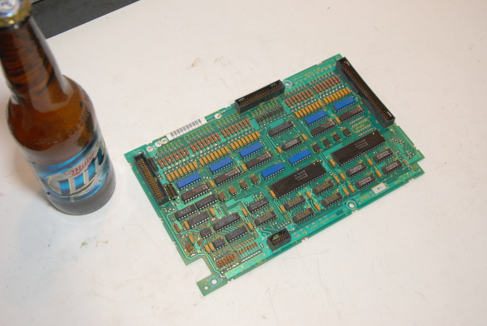 GENERAL ELECTRIC CIRCUIT BOARD 44A719249-001R02/2