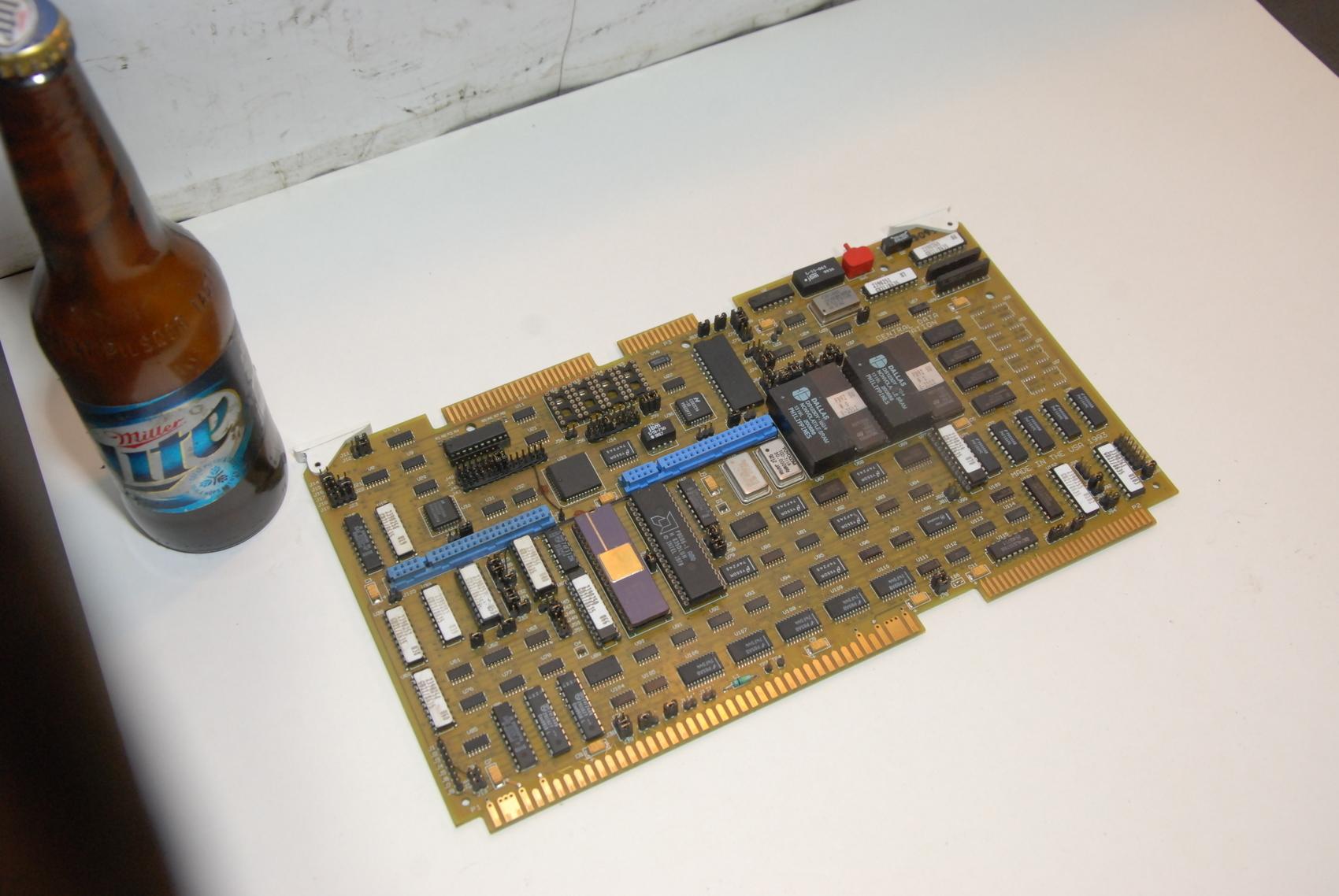 Central Data 050148A Circuit Board