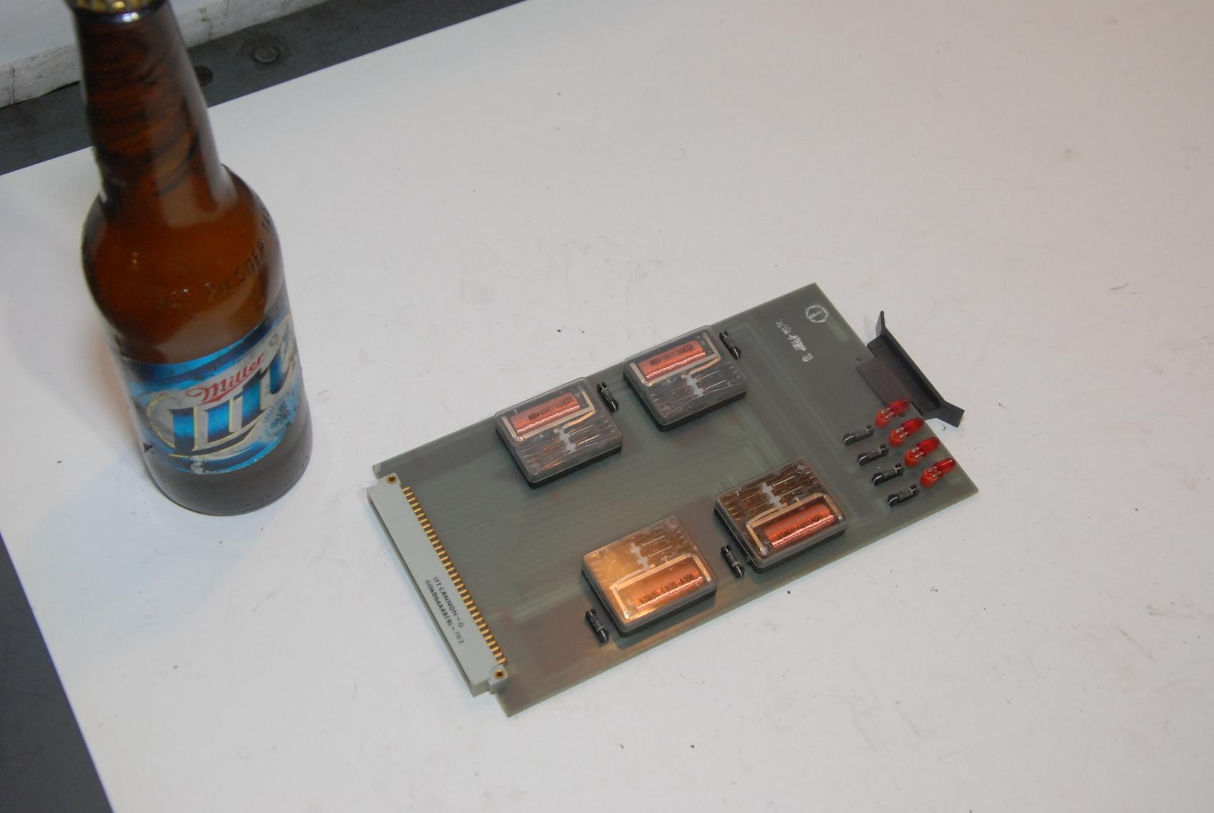 SEIDEL L 1003 circuit board