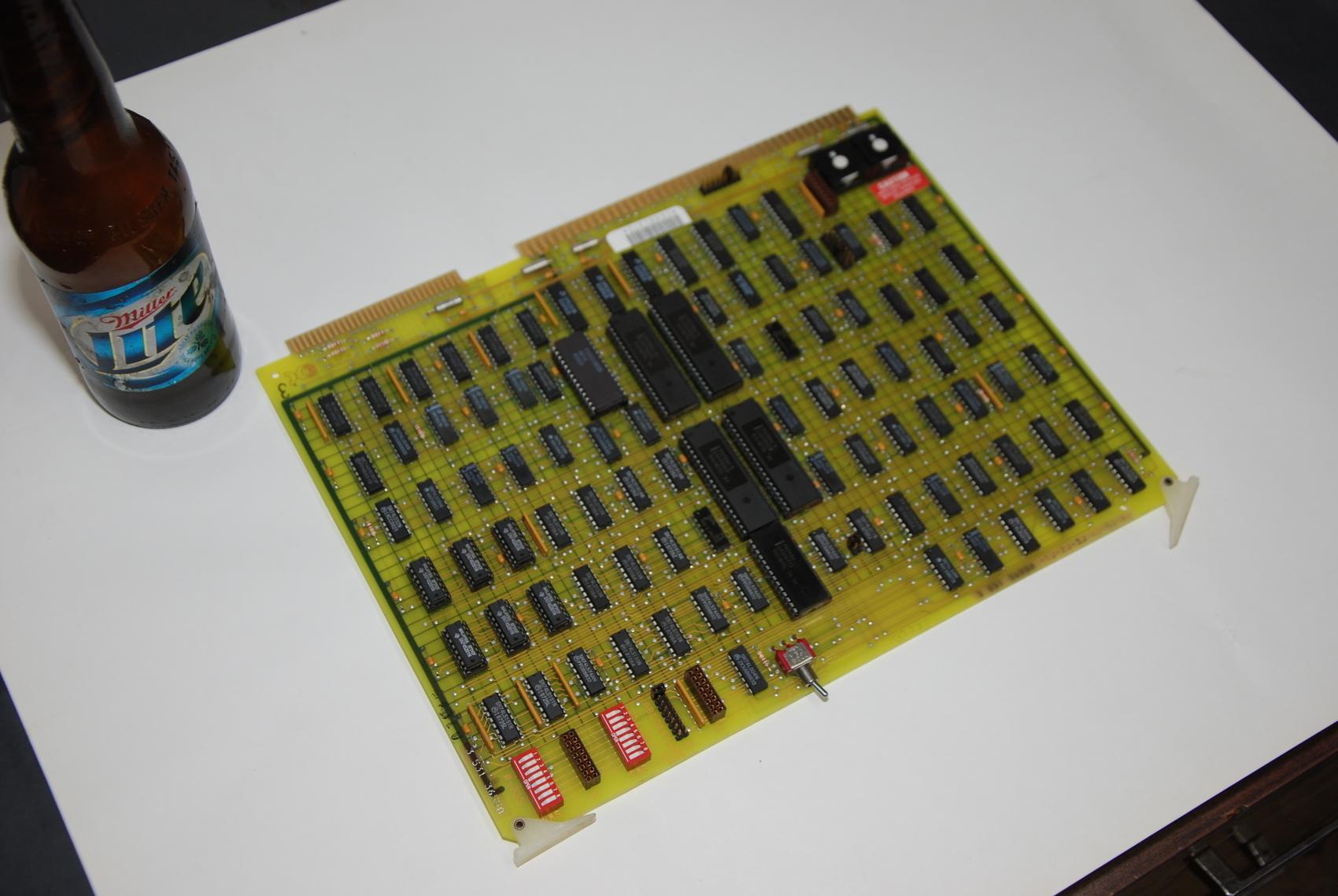 CINCINNATI MILACRON 3-531-3655A CIRCUIT BOARD