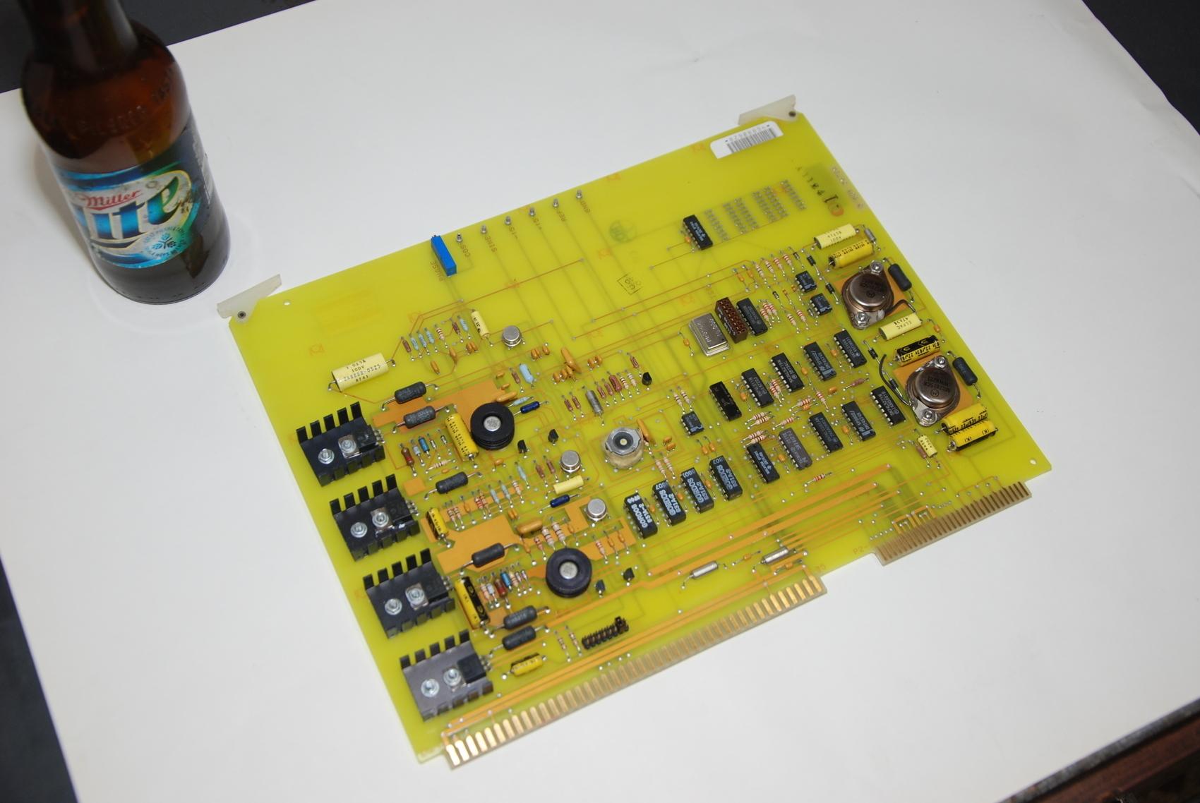 CINCINNATI MILACRON CNC PC CIRCUIT BOARD CARD 3-531-3678A
