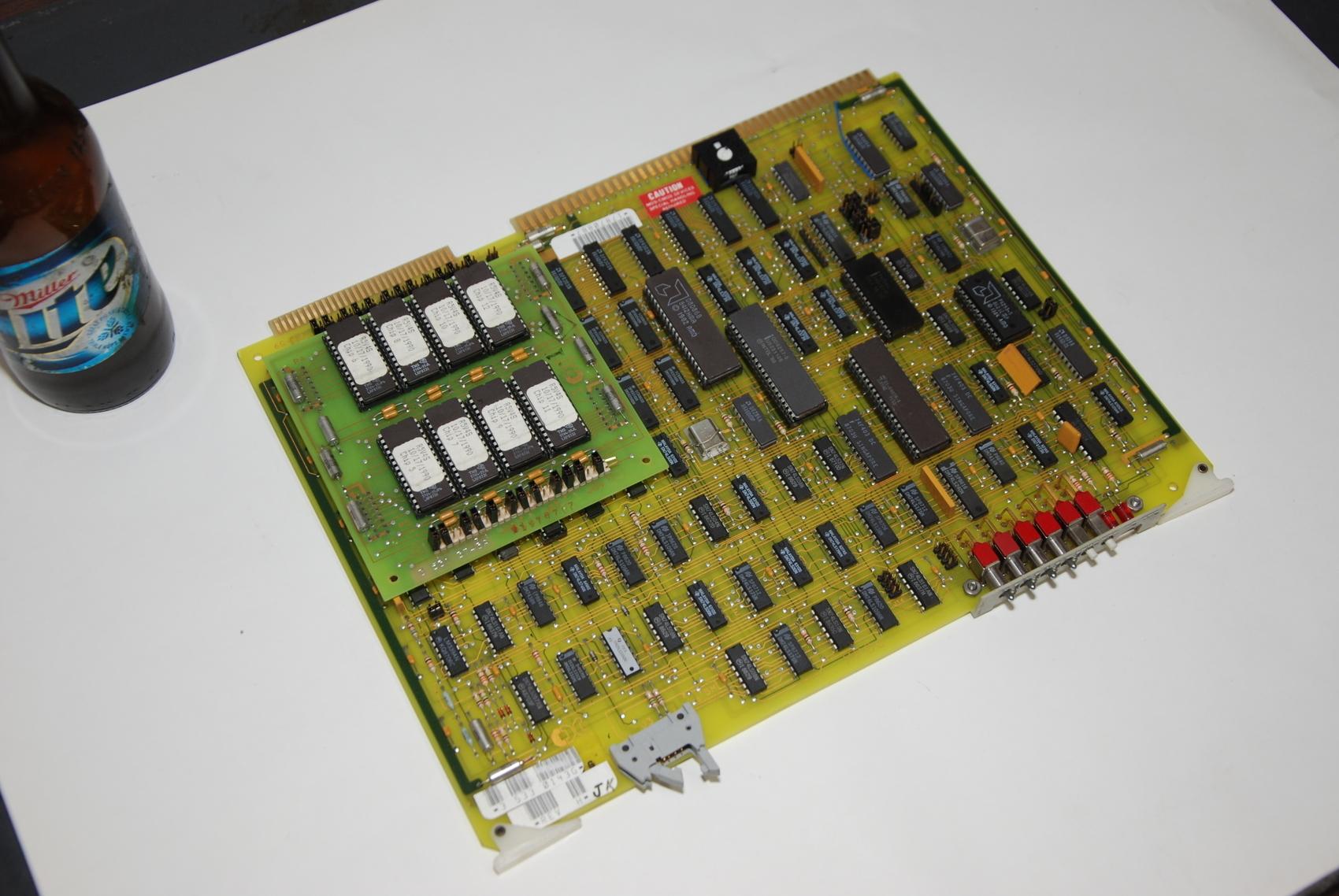 Cincinnati Milacron Circuit Board 3 531 3946A 3 533 0143G