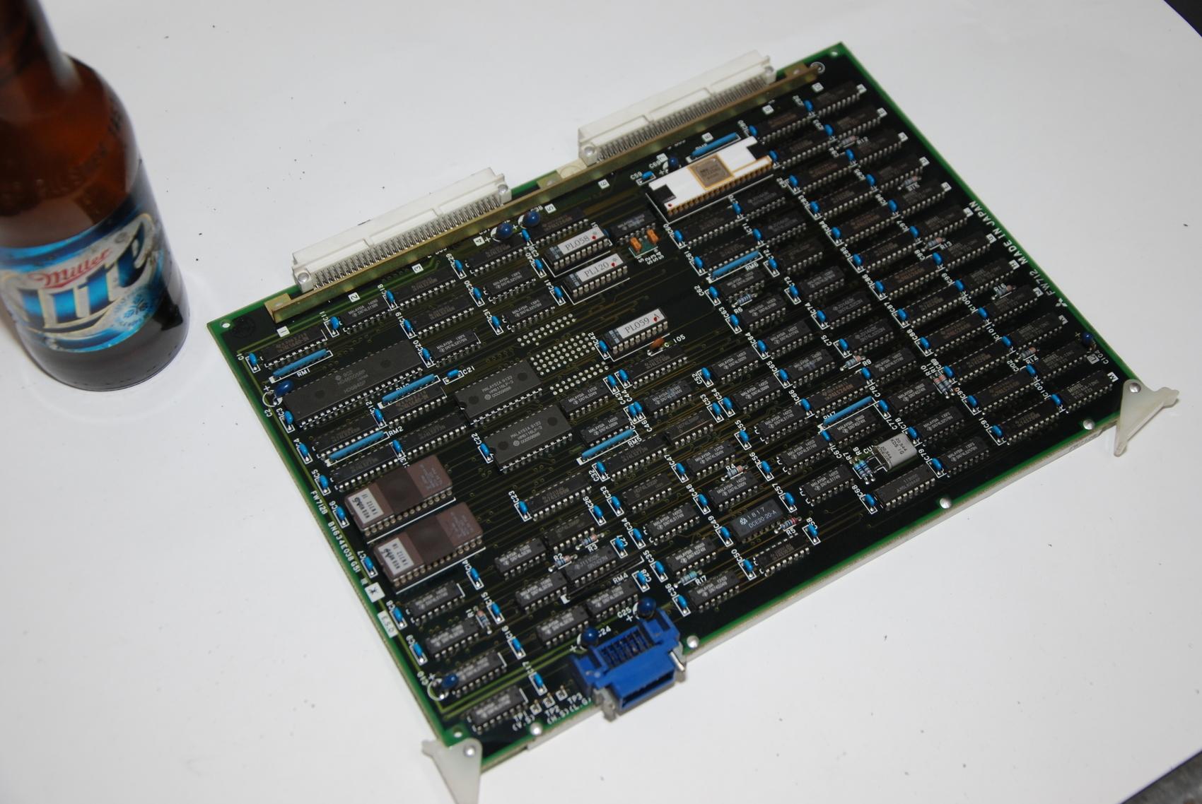 Mitsubishi FW712B Circuit Board BN634E038G51