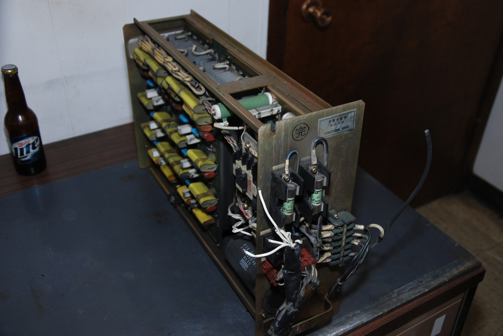MITSUBISHI BY998D656H01 BY171A412G51 EDM POWER SUPPLY