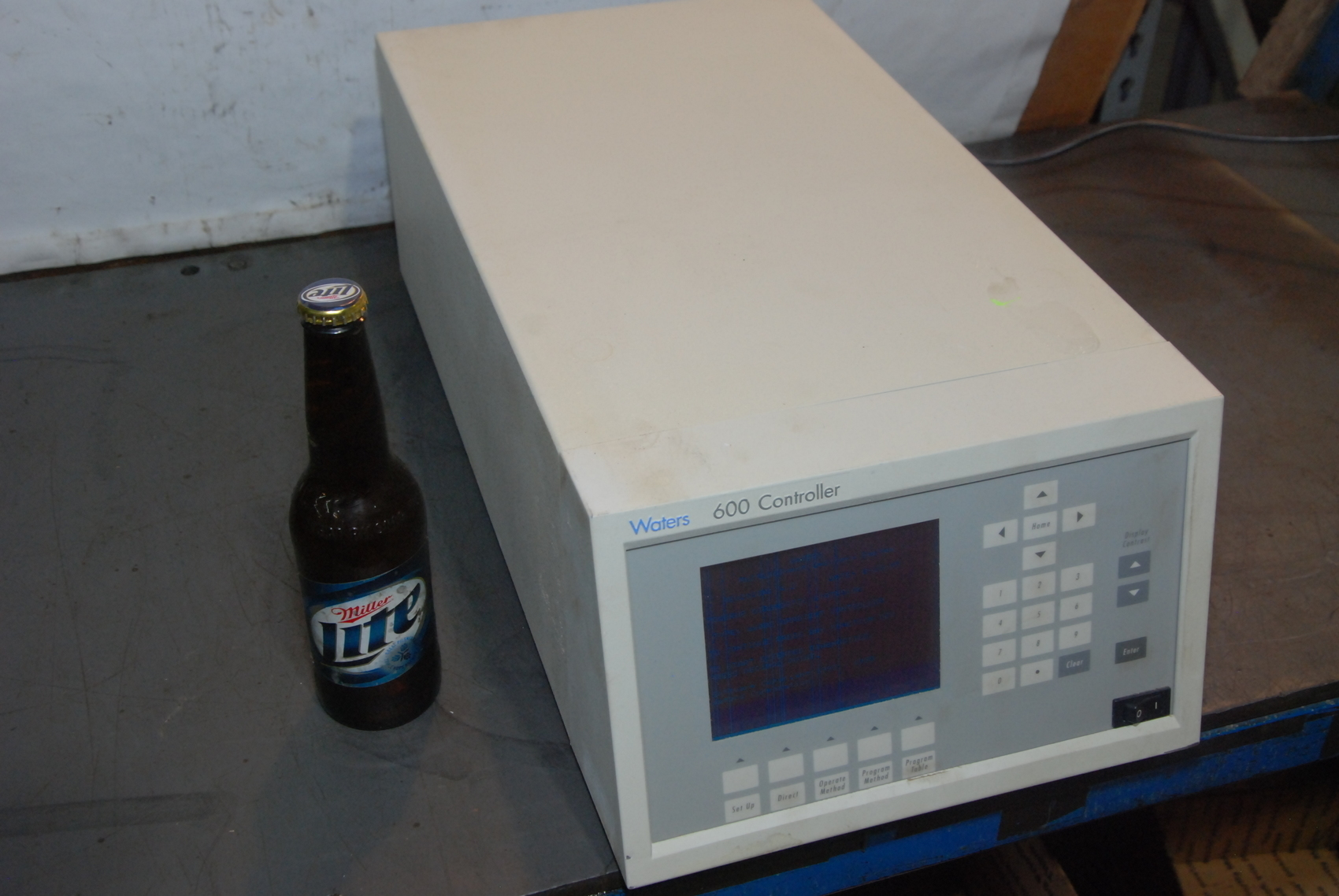 WATERS 600 PLC Controller