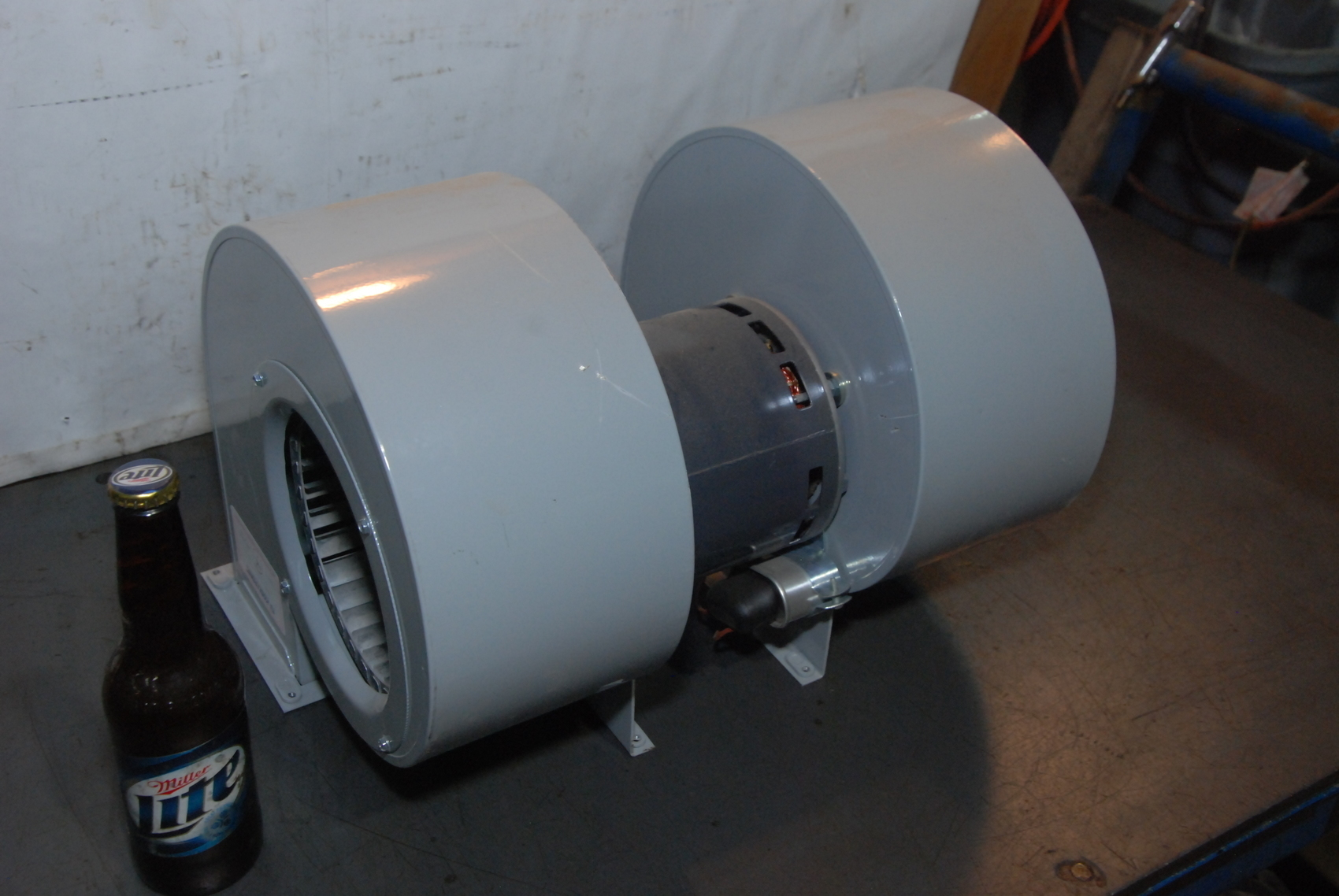 KOOLTRONIC Dual Fan Blower Model K55HXJHA-2774,50/60HZ,115V