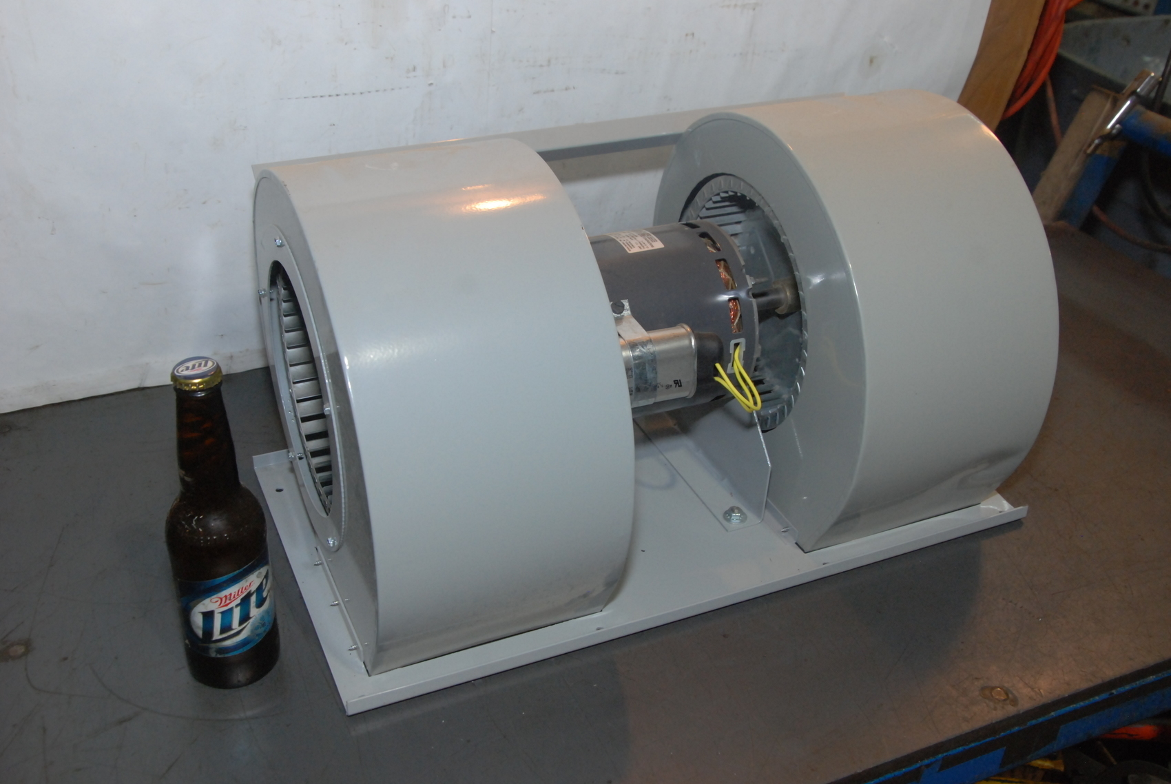 KOOLTRONIC Dual Fan Blower Model K55HXHLJ-2298,50/60HZ,208/230V