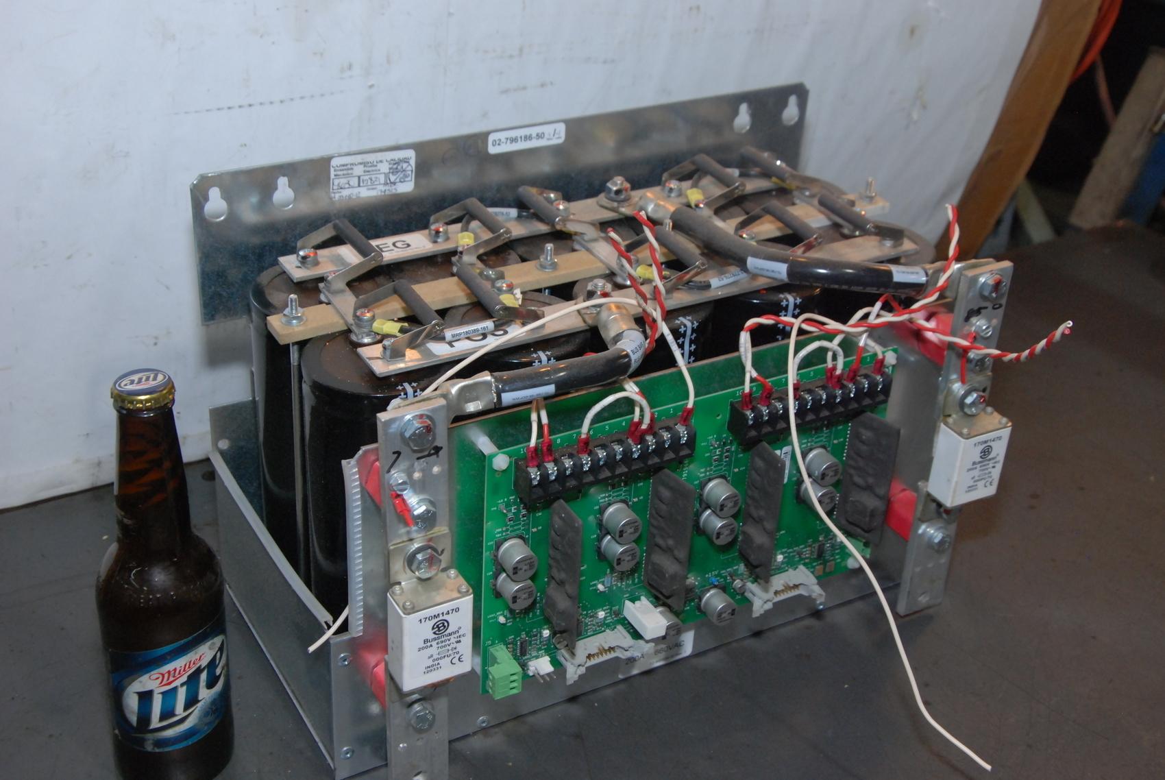 Emerson Network Capacitor Bank 02-796186-50 from Liebert UPS