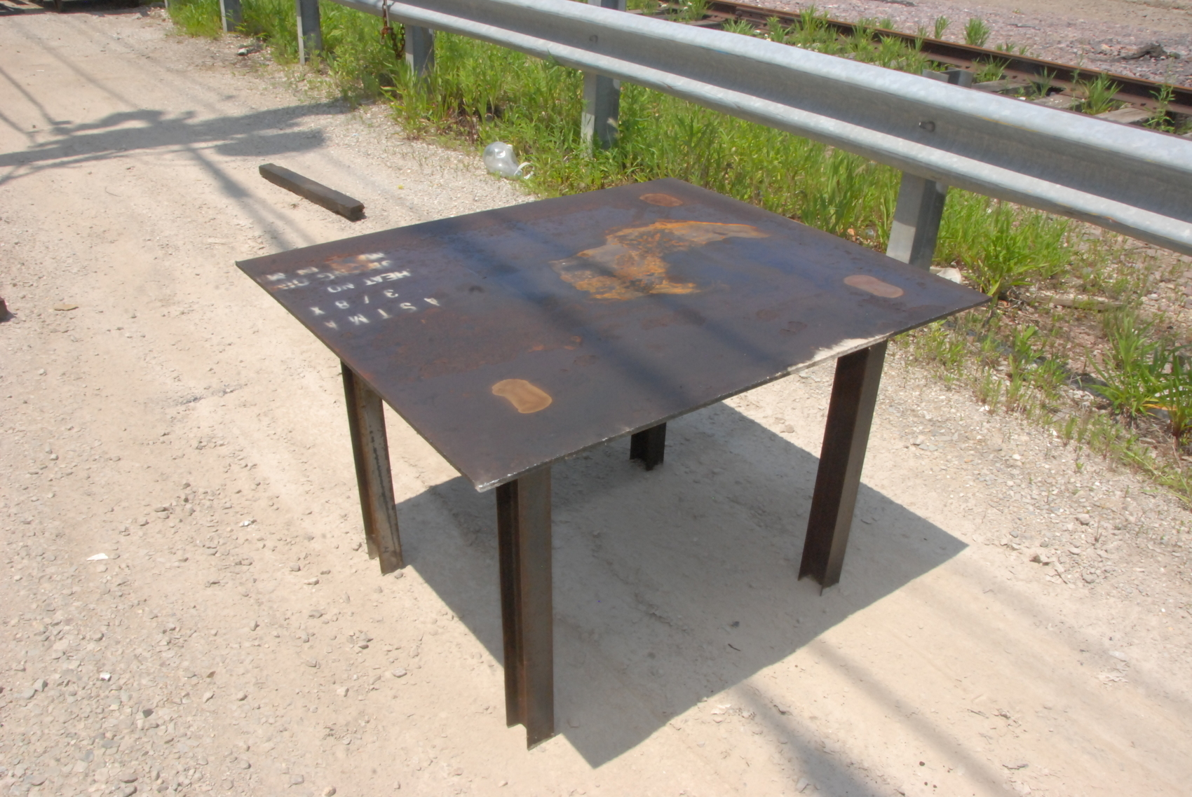 """Welding table 48*40 1/2*30,3/8""""thick"""