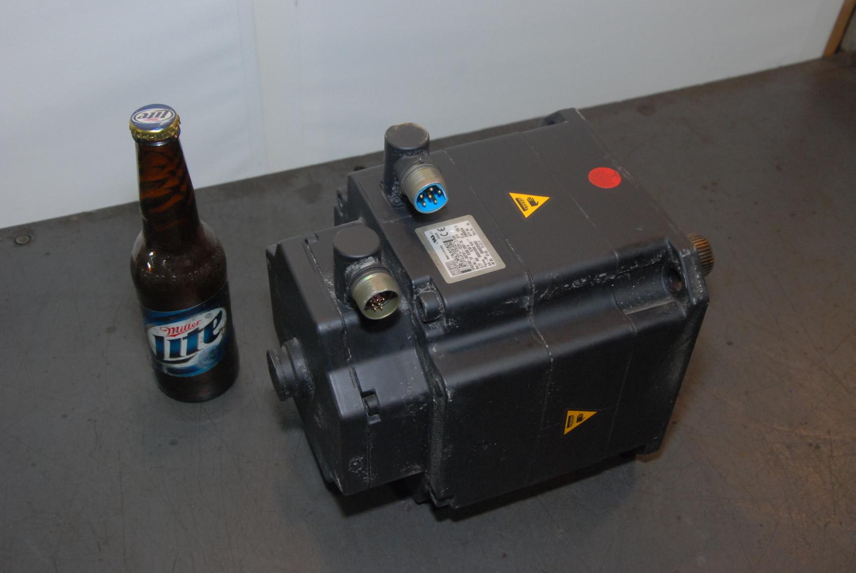 Kuka 1FK6100-8AF91-1ZZ9-ZS49 Robot Servo Motor