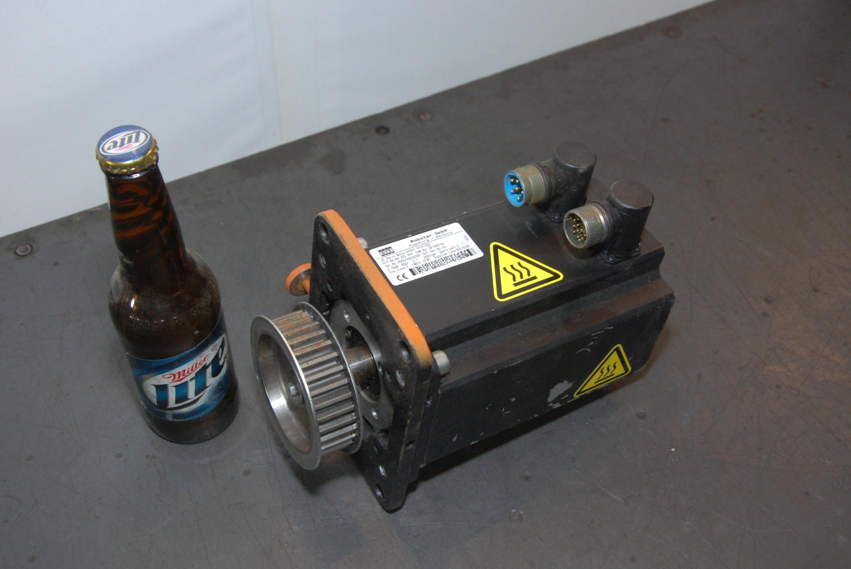 Kuka KK4EY-YYYY-033 Robot Servo Motor