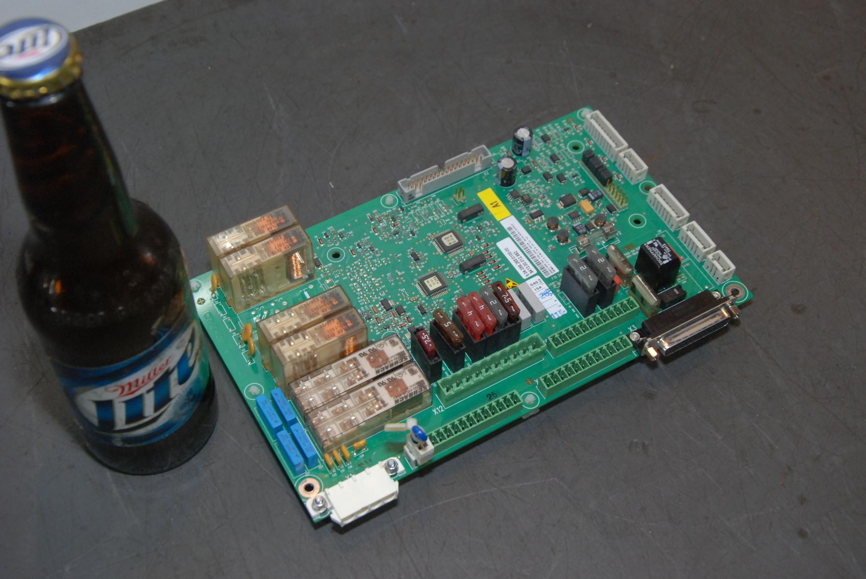 LP-Elektronik Board ESC-CI V1.40