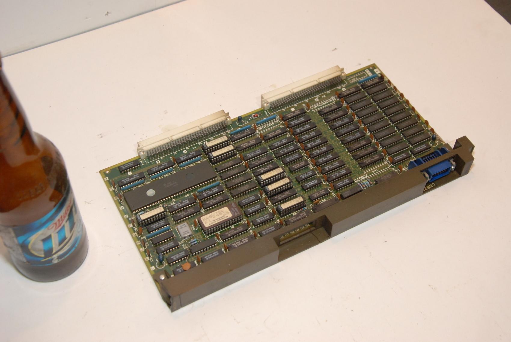Mitsubishi PC Boards,MC724B-1,BN624A808G54
