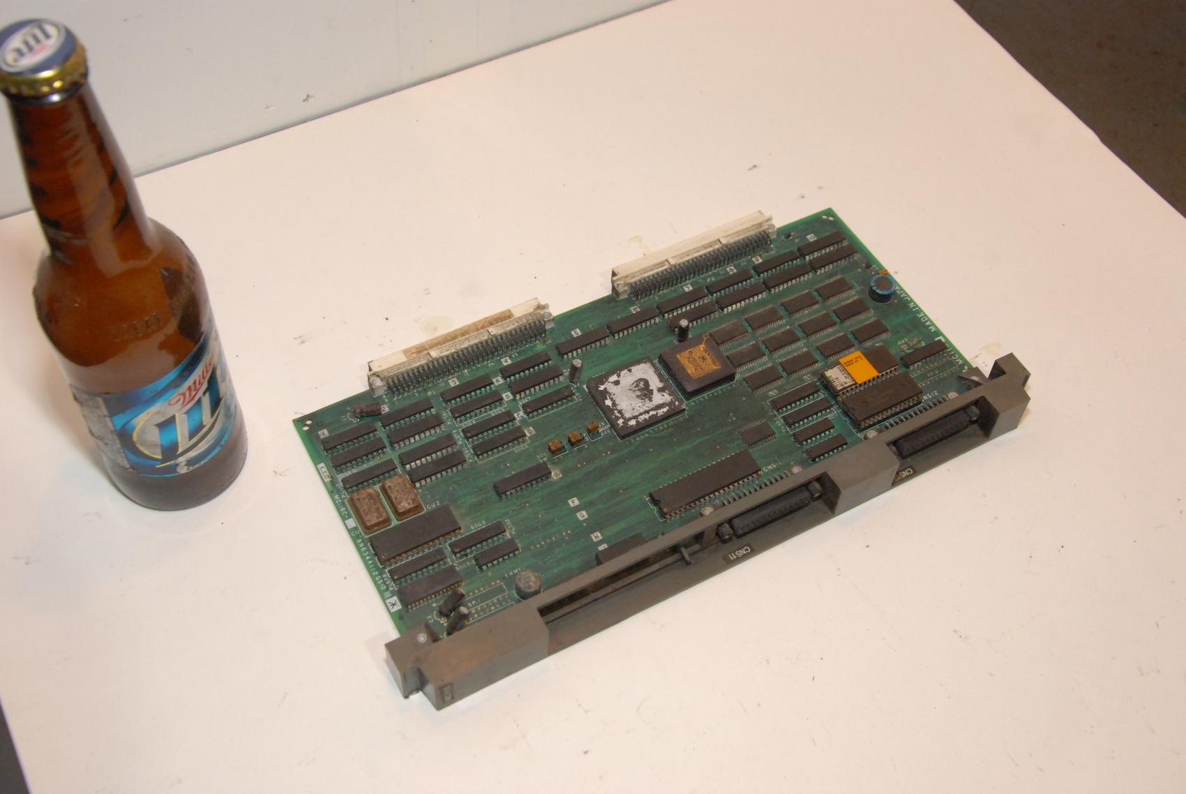 Mitsubishi PC Boards,MC116,MC116C-,BN634A112G51D