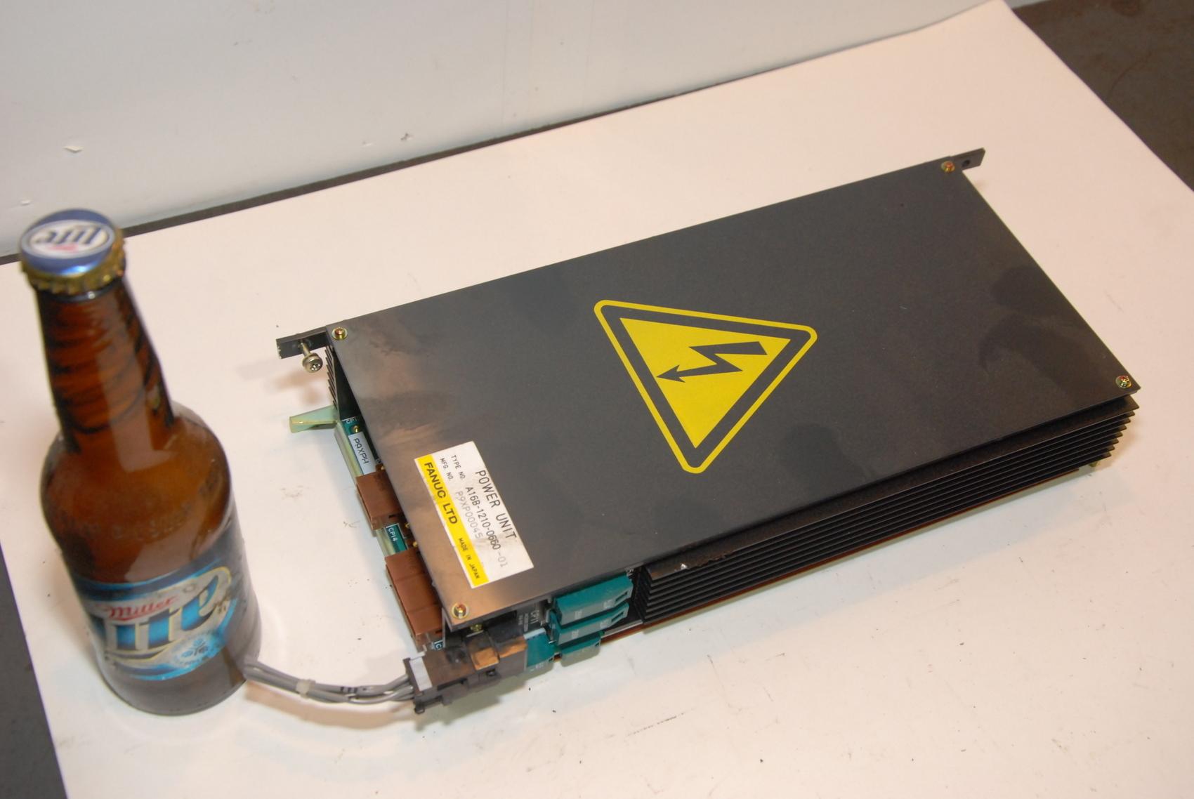 Fanuc Power supply Unit A16B-1210-0660-01