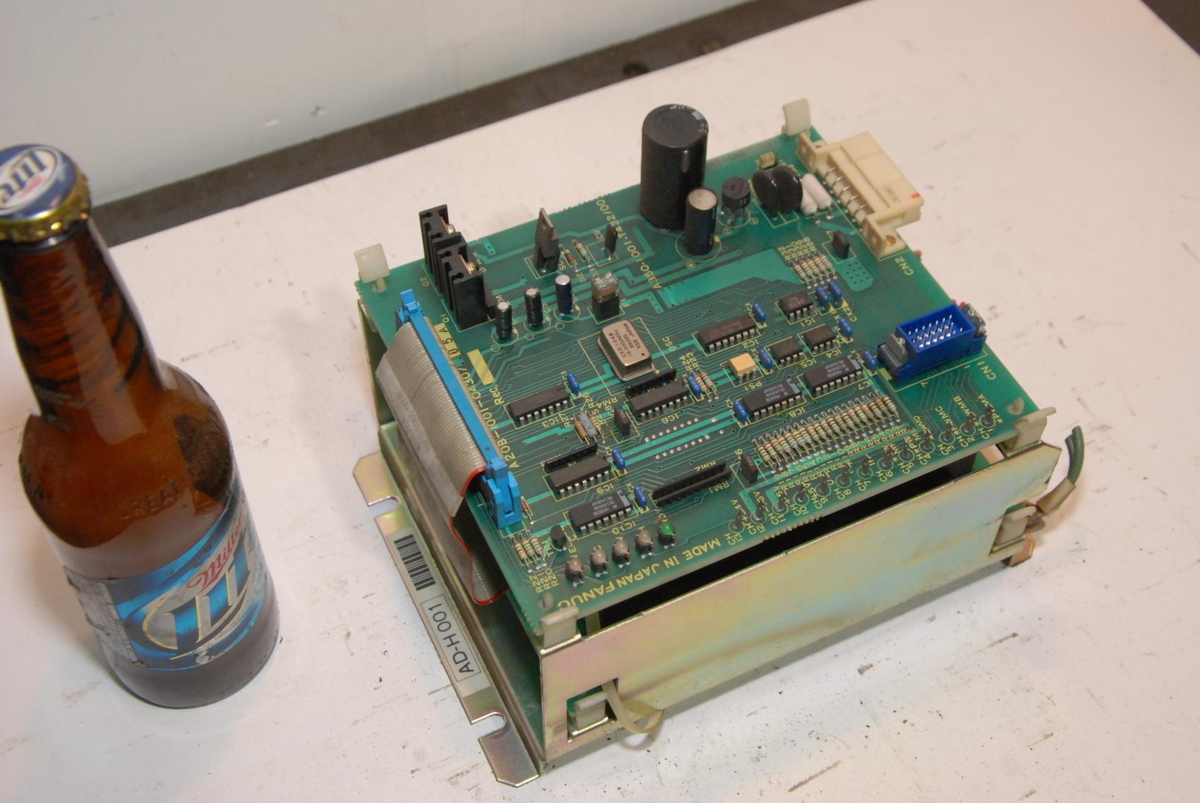 Fanuc Servo Amplifier A06B-6057-H001 servo drive cnc
