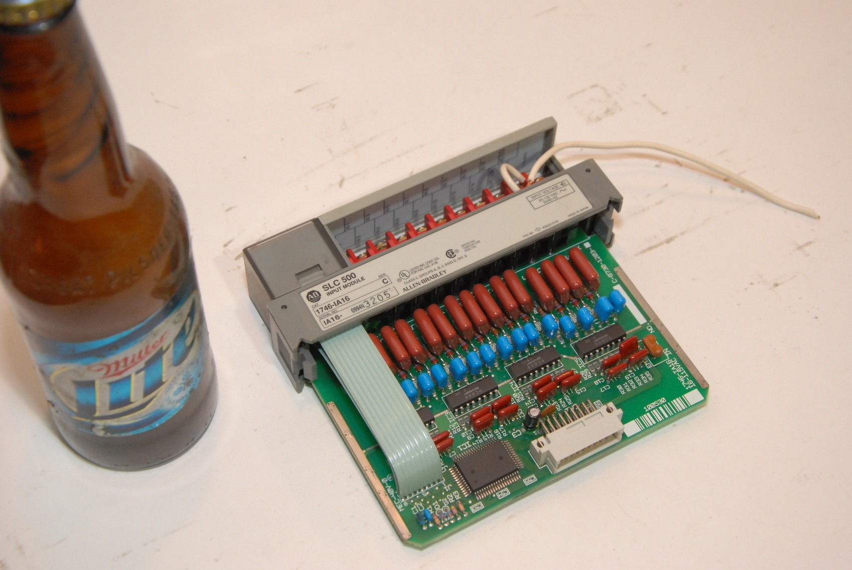 Allen-Bradley 1746-IA16 Series C SLC 500 Input Module