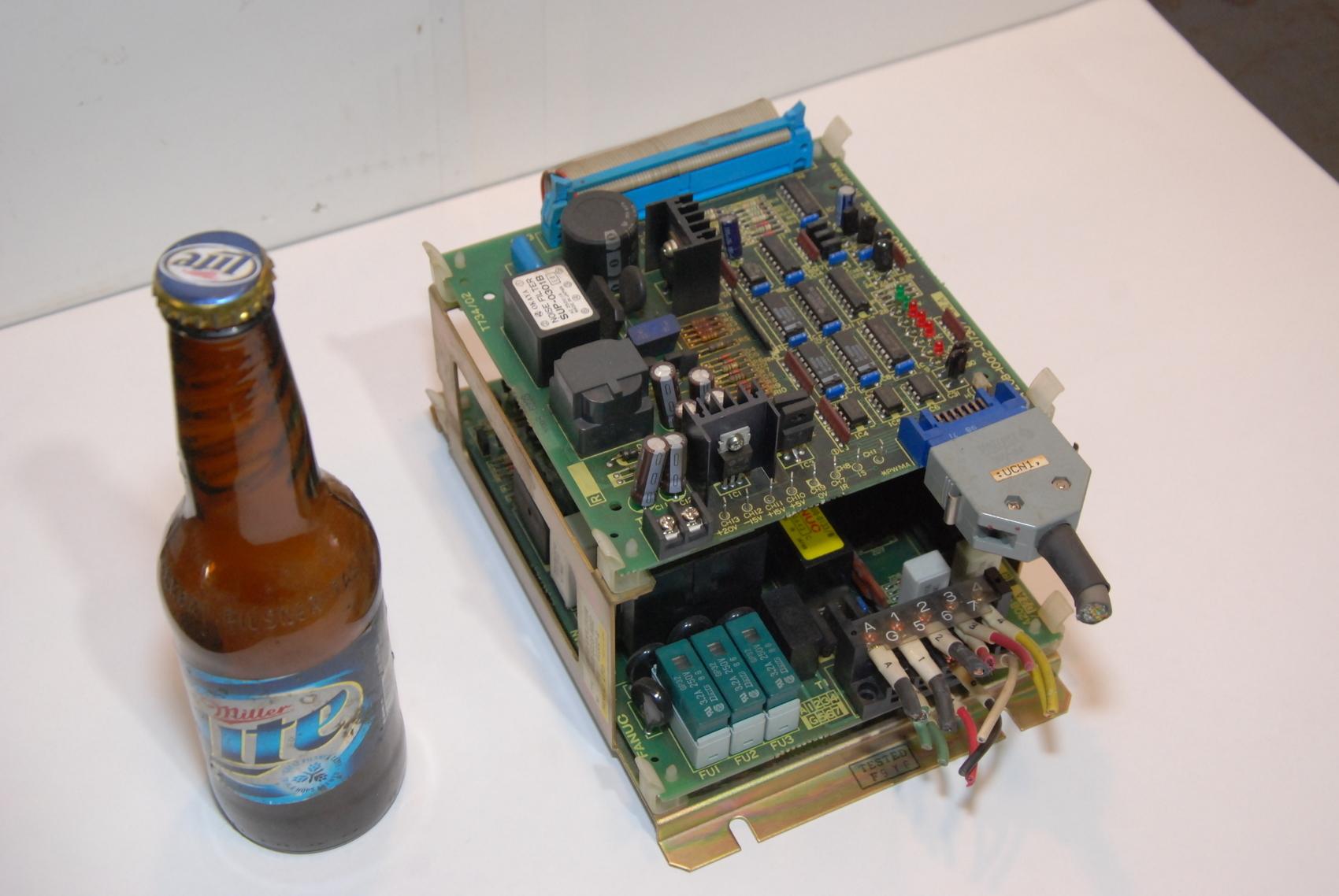 Fanuc A06B-6058-H002 Servo Amplifier