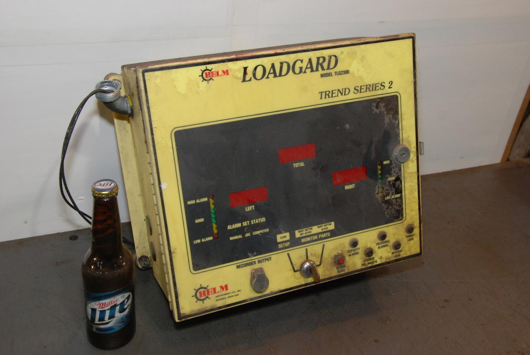 Helm Loadgard TLG2300 Trend Series 2 Tonnage Load Monitor