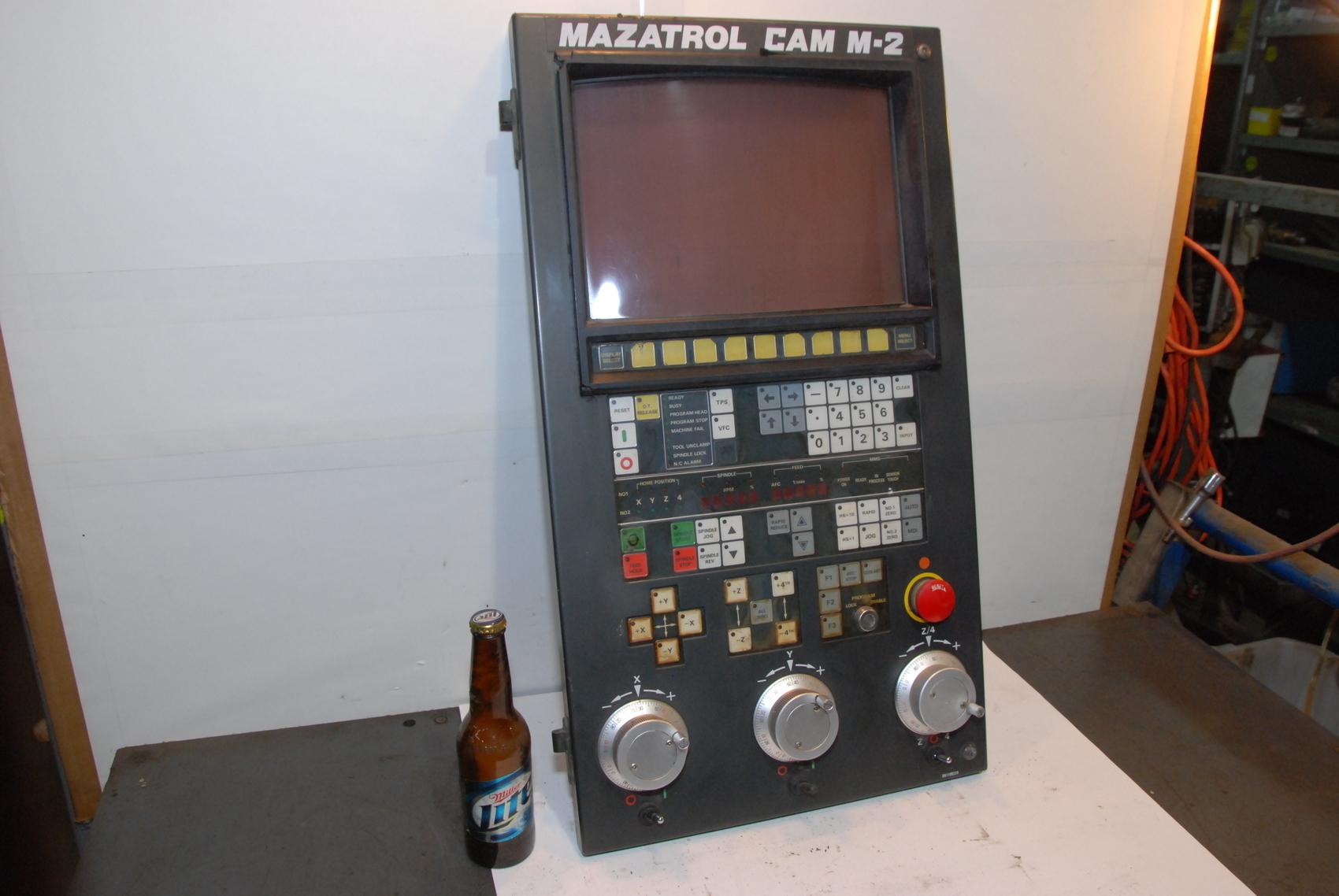 MAZATROL CAM M-2 CONTROL INTERFACE STATION