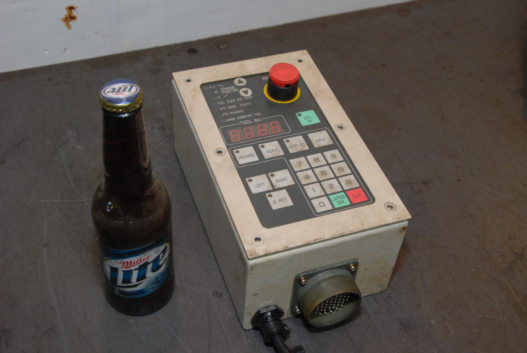 FUJI ELECTRIC FE AB12C-6027 F329 73 42(3)B EMERGENCY STOP PANEL