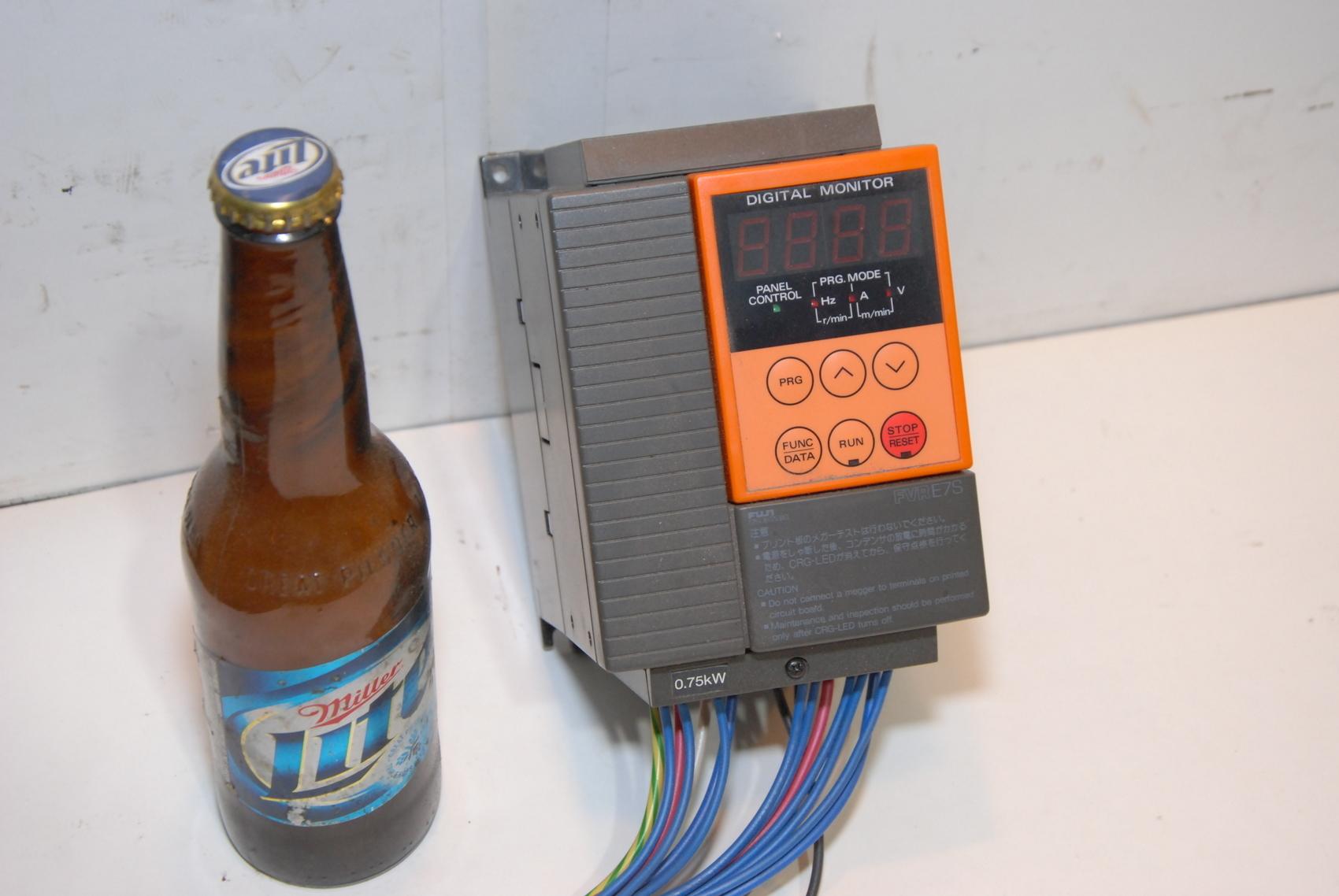 FUJI ELECTRIC INVERTER DRIVE MODULE FVR008E7S-2