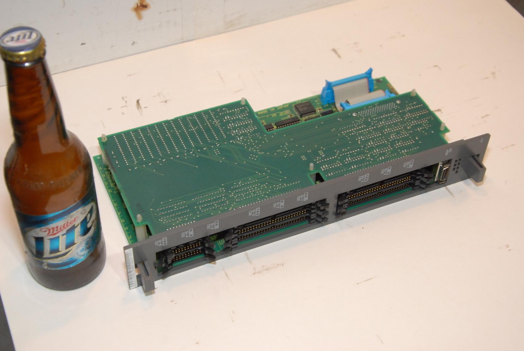 Fanuc A16B-2200-0950/05A Control Board