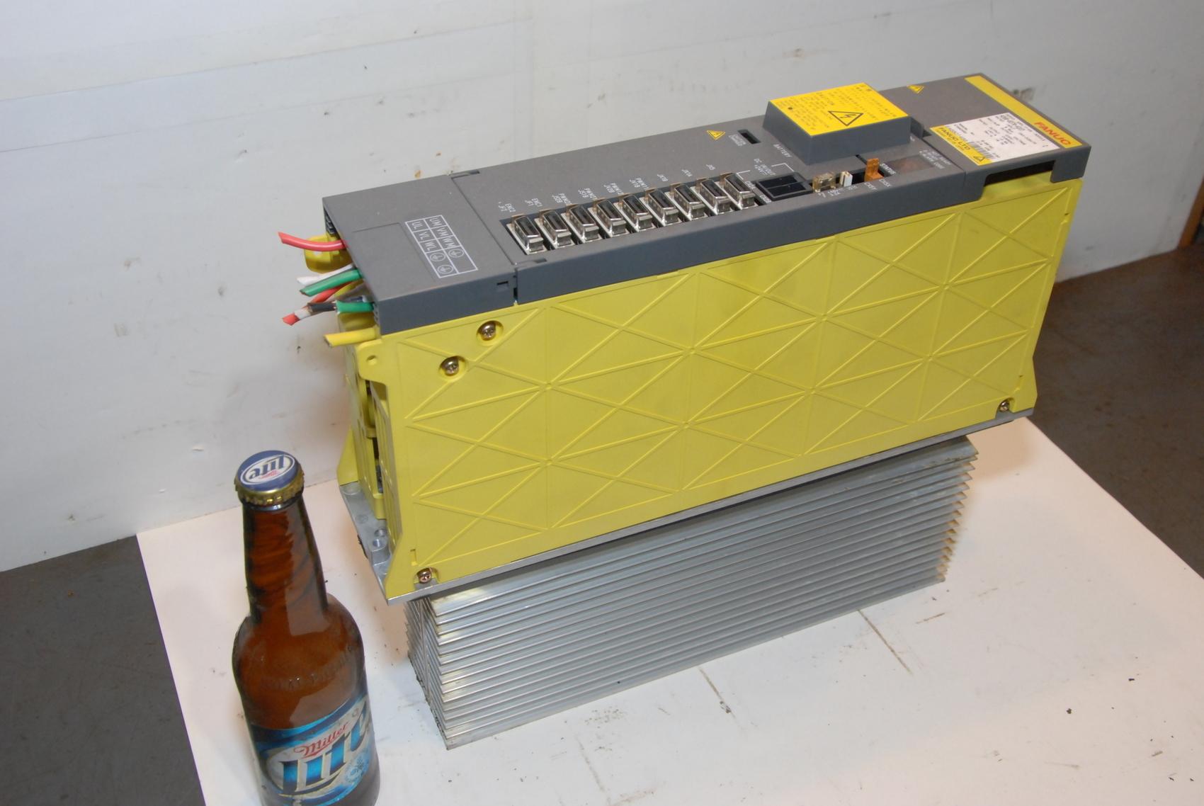 GE Fanuc A06B-6079-H207,Servo Amplifier Module