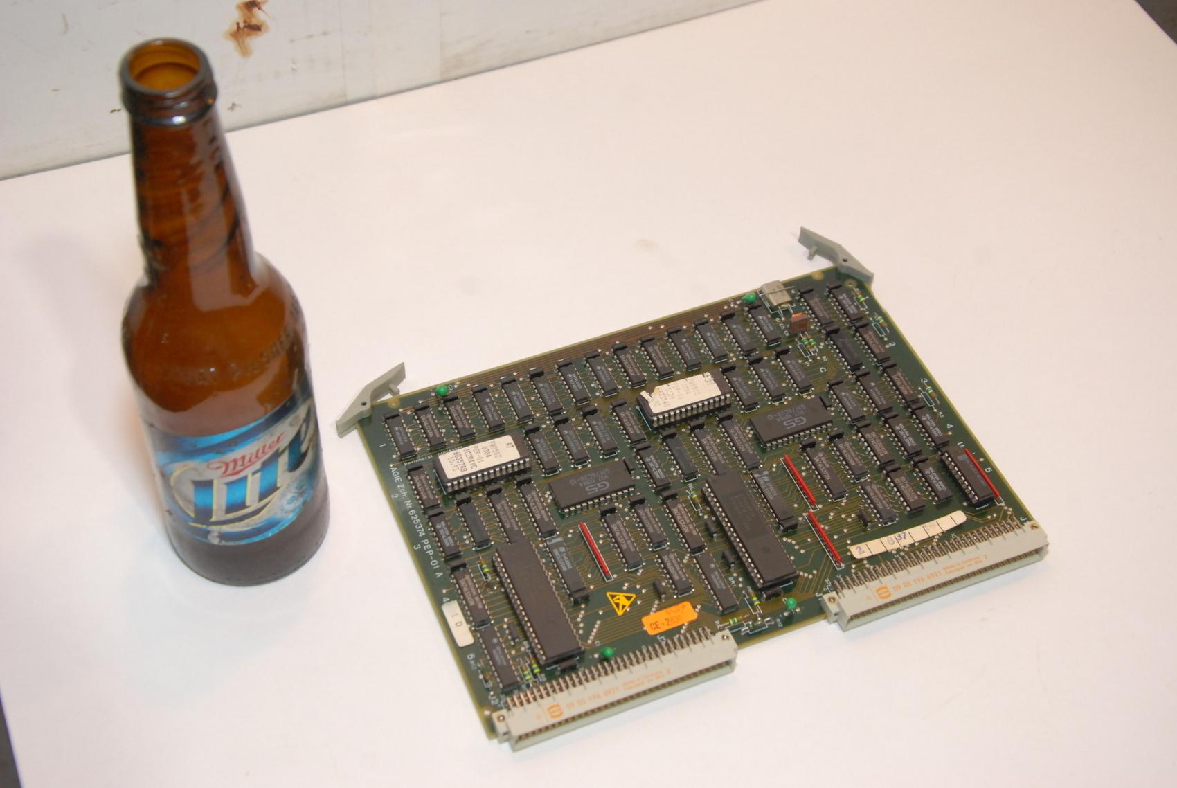 AGIE AgieCut EDM PEP-01A,PEP01A 625374.4 CIRCUIT BOARD