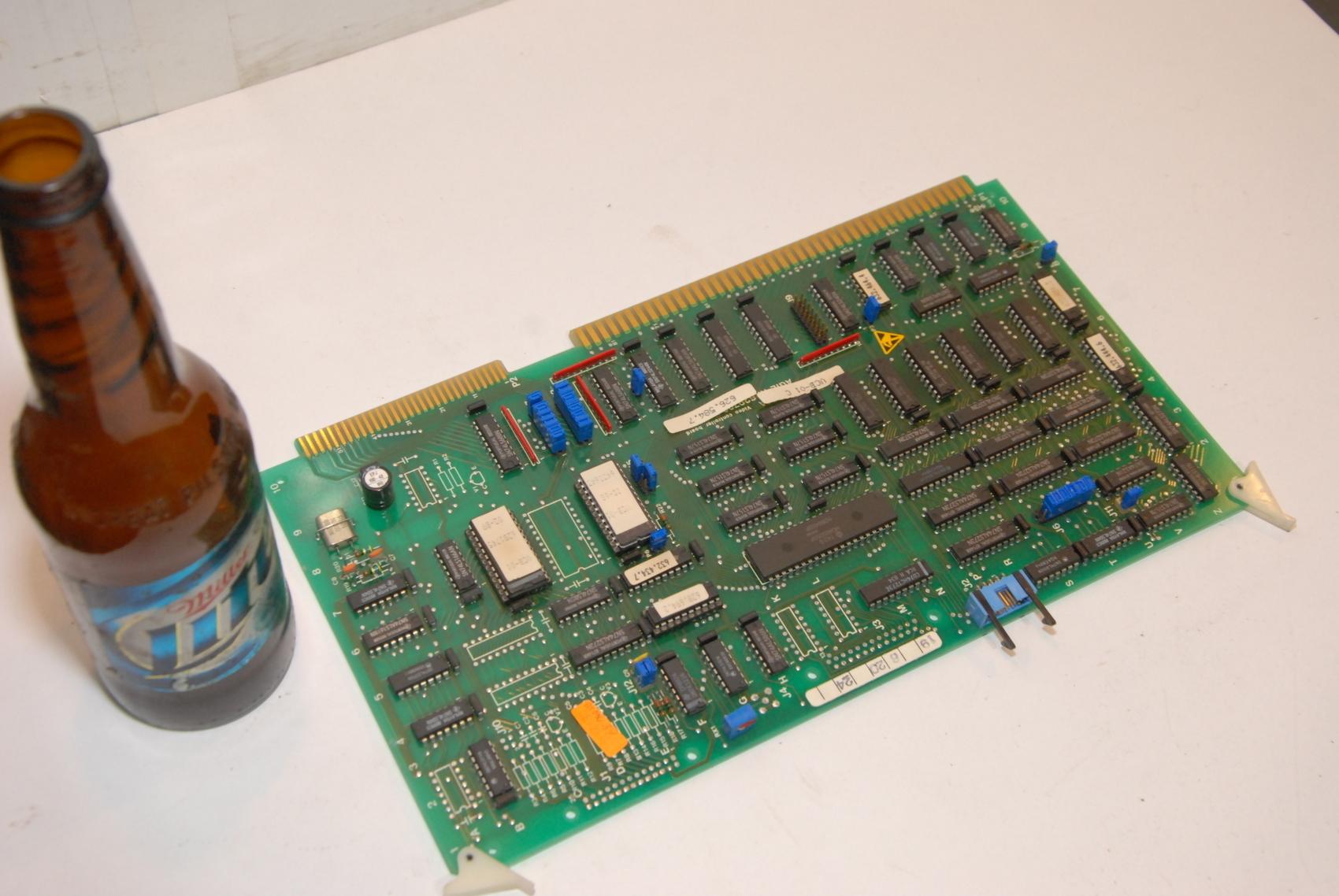 AGIE AgieCut EDM VCB-01A,VCB01A 629793.1 CIRCUIT BOARD