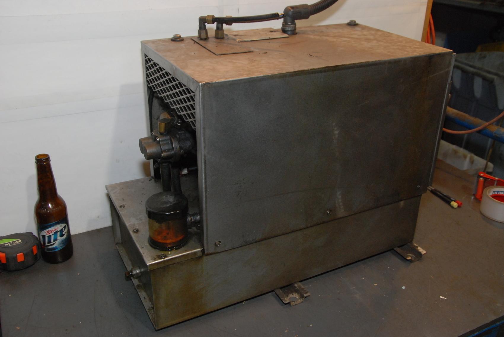 Hurco Lube/Pump Unit,HURCO-ONE,1phase,230V