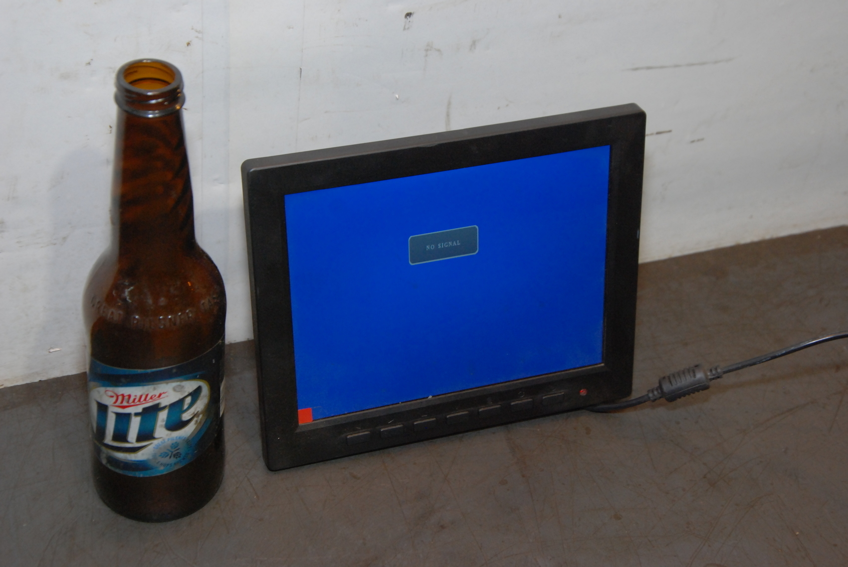 cnc Display Monitor 8in,100-240V