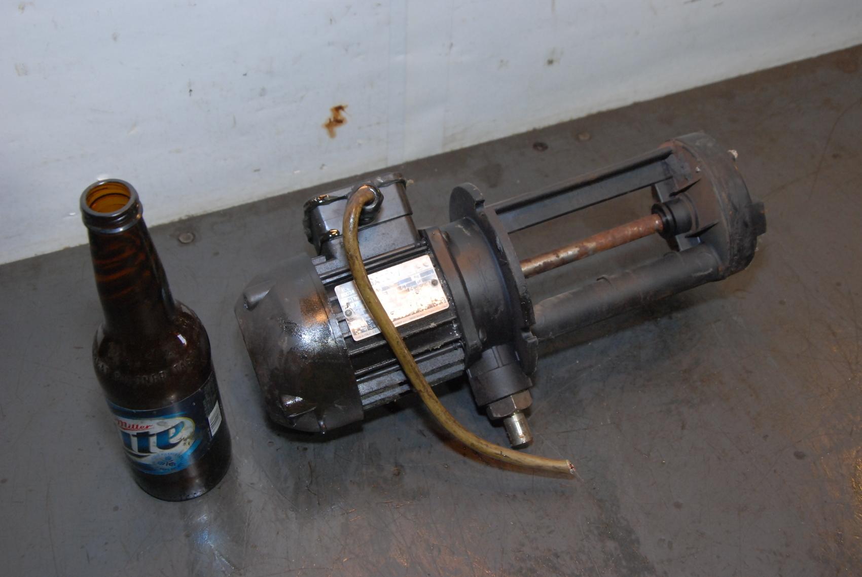 Sacemi Liquid Transfer Pump SPV 18,3 phase water coolant oil