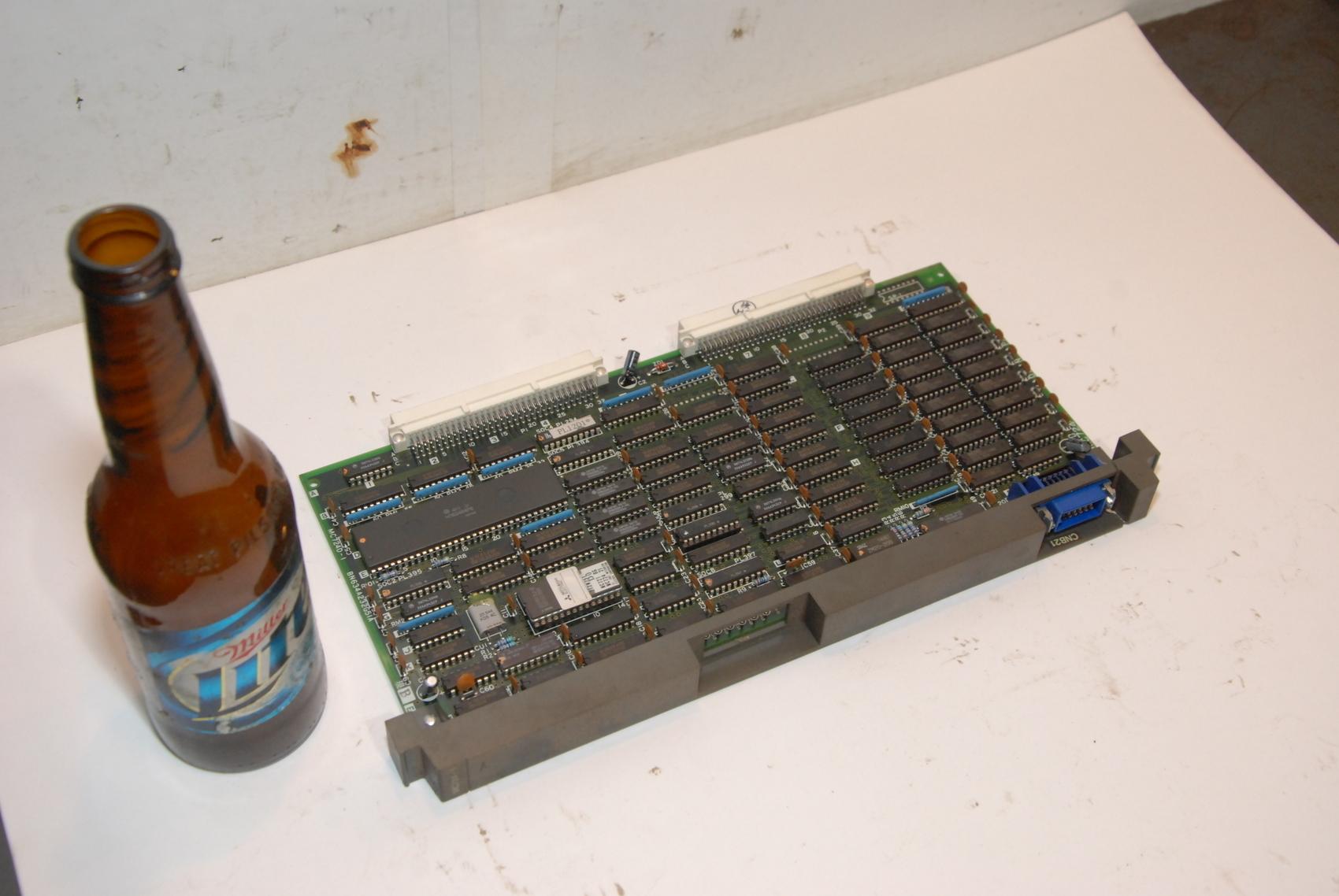 Mitsubishi Circuit Board MC724-1