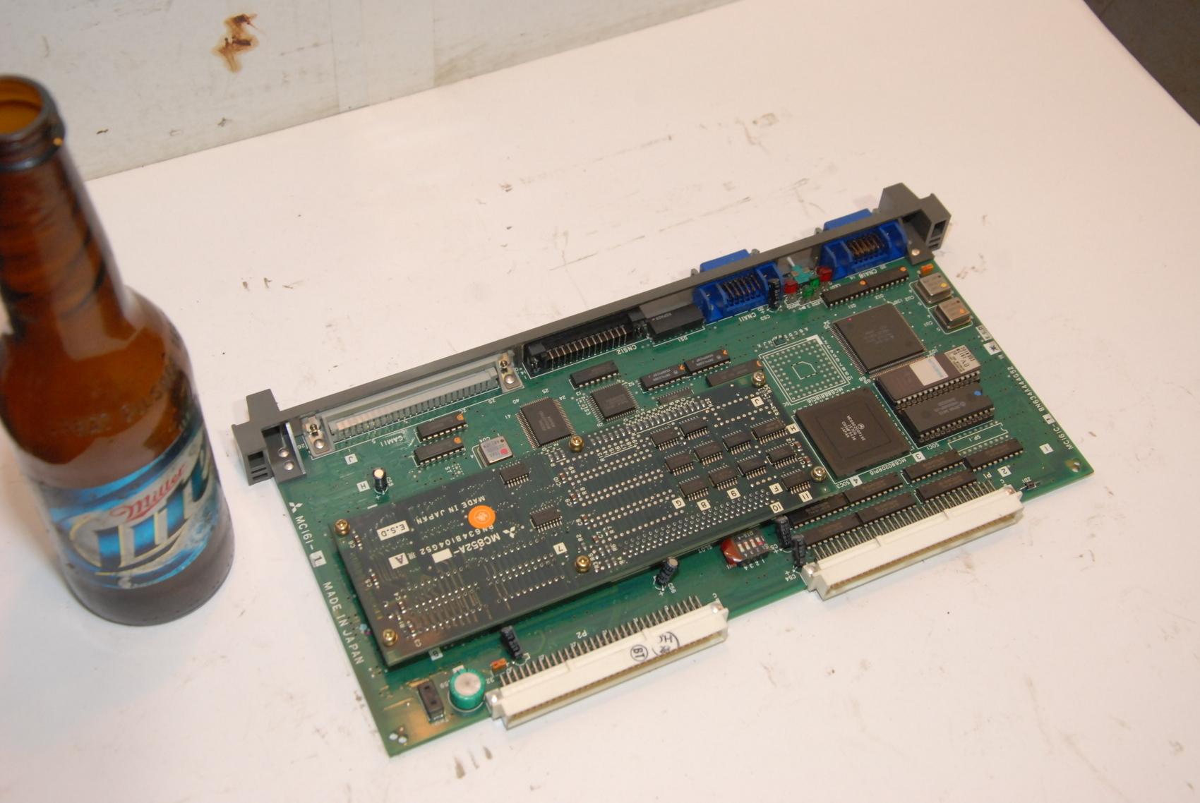 Mitsubishi PCB Board MC161-1