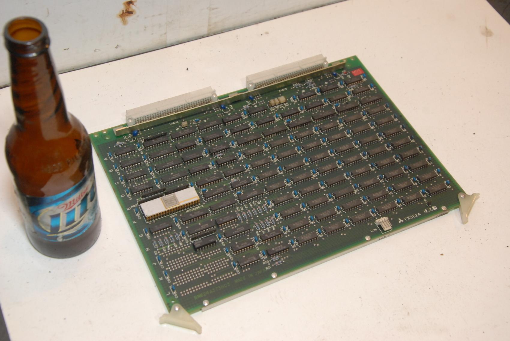 Mitsubishi FX562A FX562 CNC Module