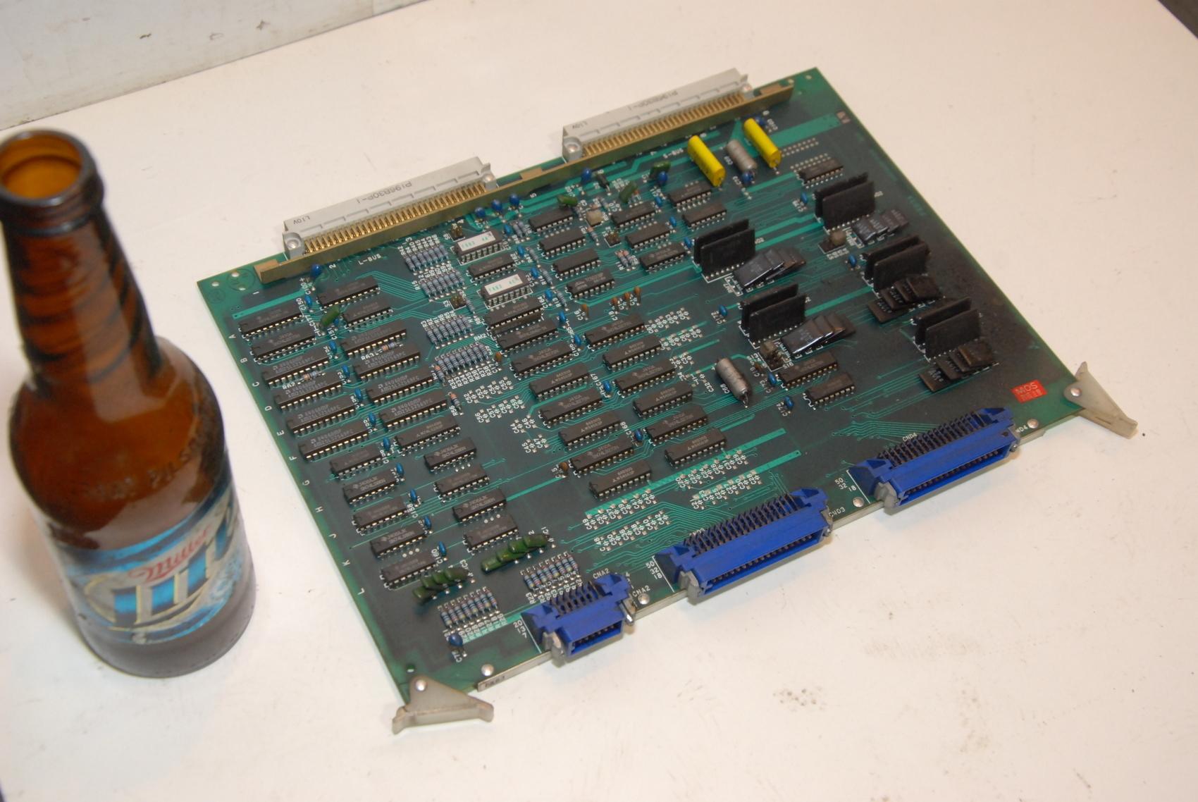 Mitsubishi FX63A BN624A241H02 CNC Control Board