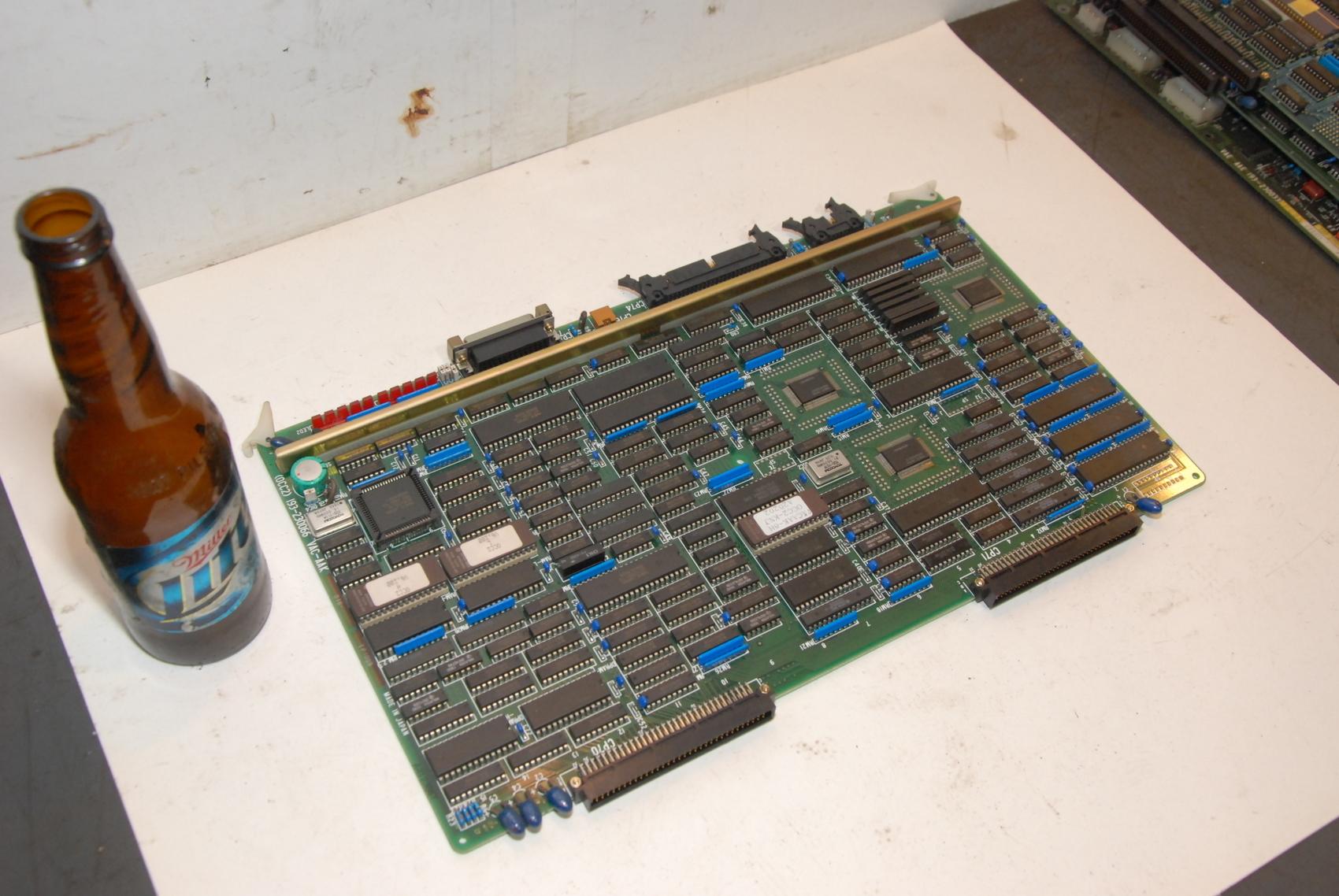 NEC 0CC2 193-230066 VAC AAK,CNC CONTROL CIRCUIT BOARD