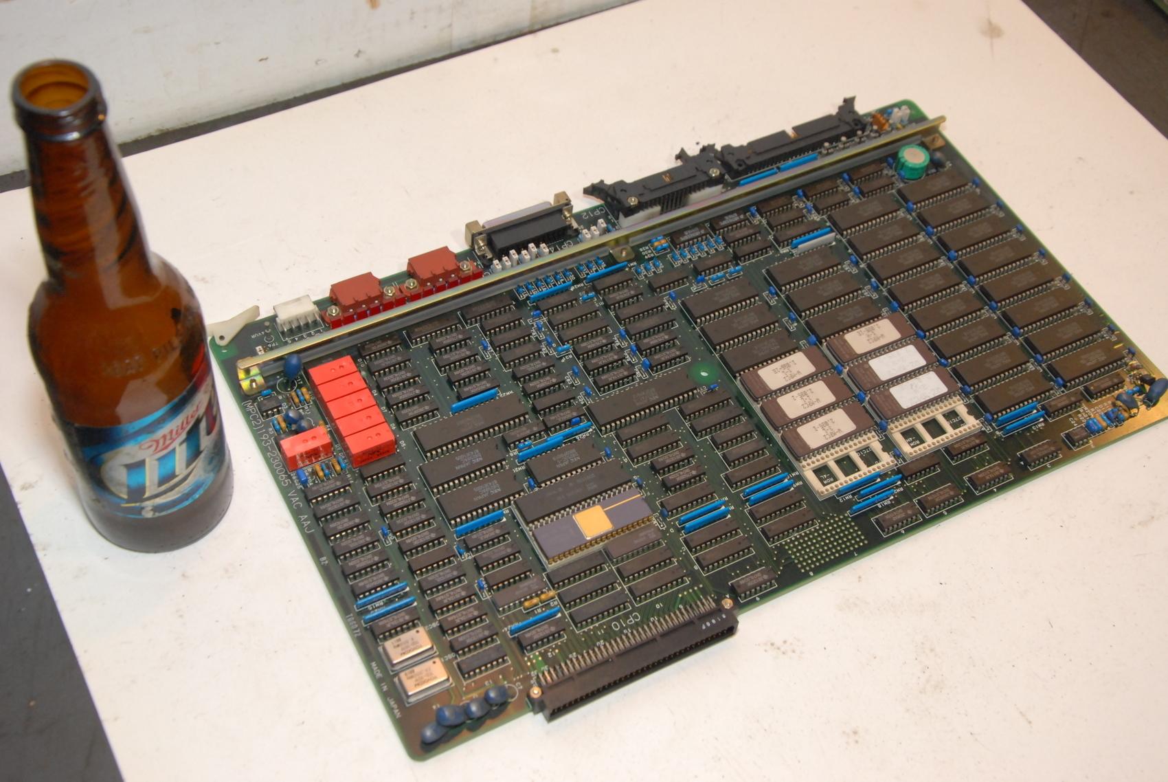 MPC2 193-230065 VAC AAJ BOARD CNC