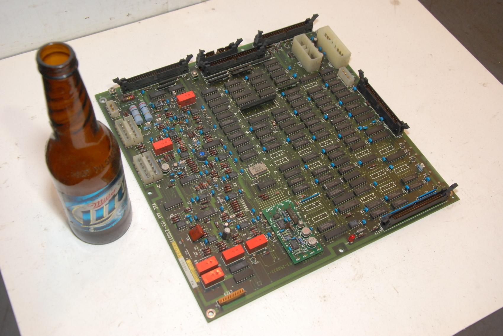 NEC PC Board,163-268618,193-250033