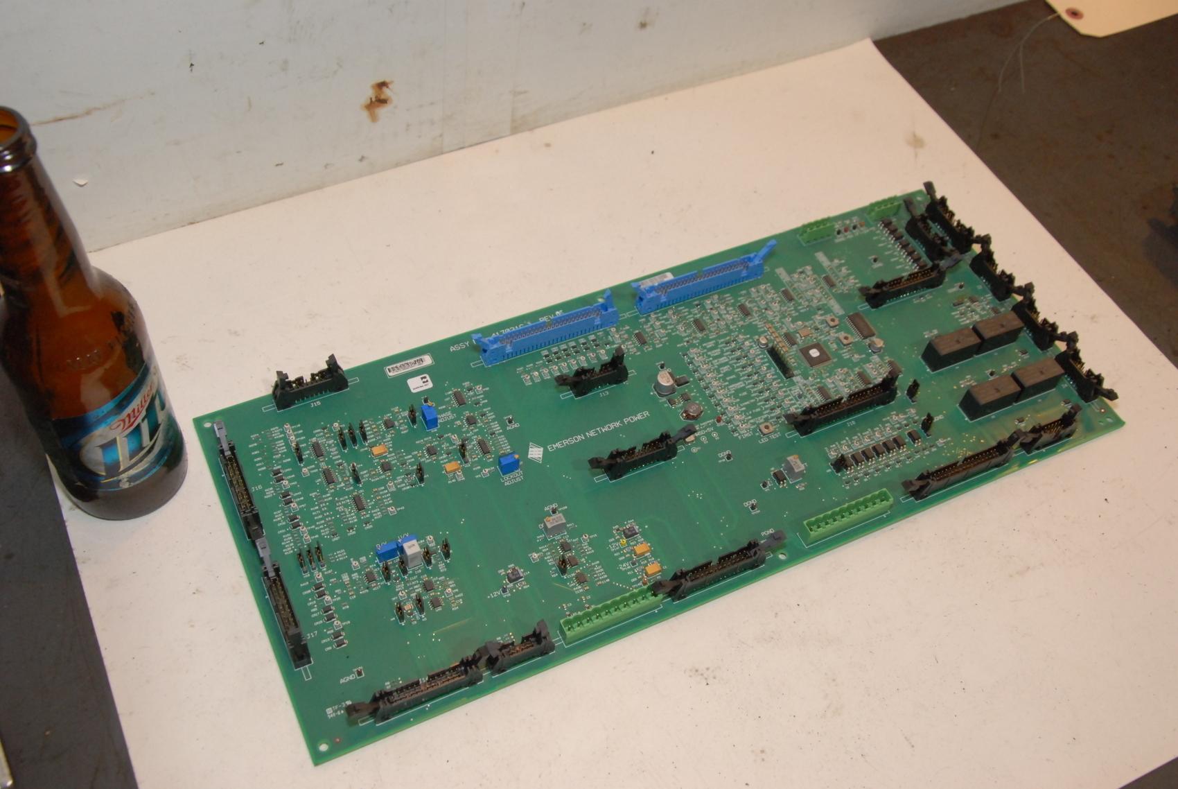 Emerson Network Power Liebert 417031G1 REV 05